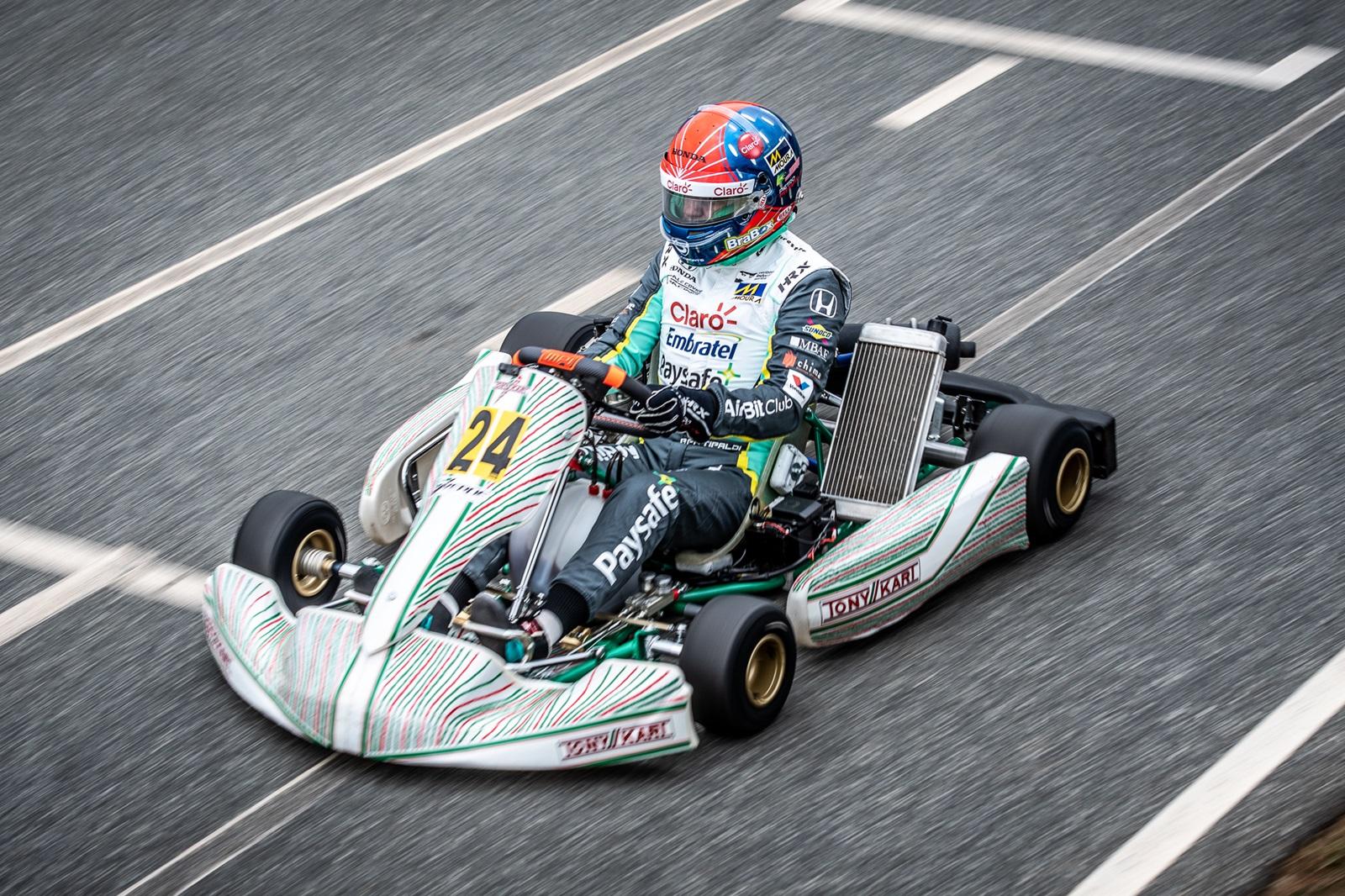 Photo of Kart – Pietro Fittipaldi testa kart nos EUA e anuncia retorno às pistas na Indy em Mid Ohio