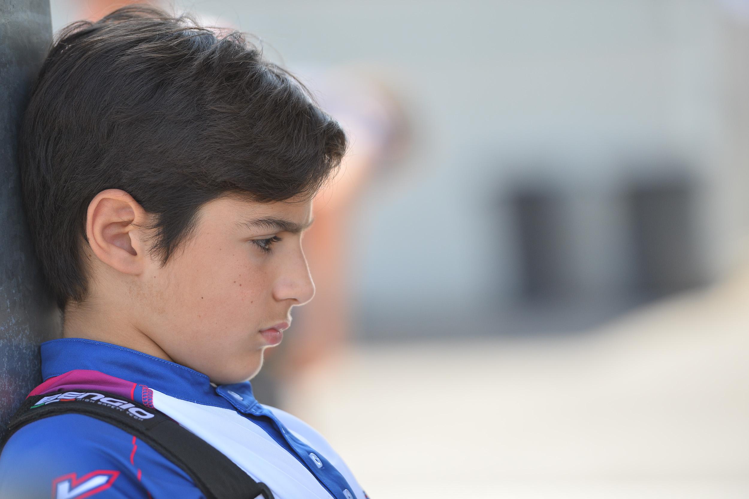 Photo of Kart – Rafael Câmara ganha 13 posições e termina WSK Open Cup na quarta colocação