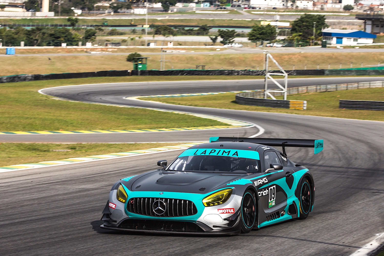 Photo of Endurance – Mercedes AMG GT3 chega com melhor performance e novo layout em Interlagos