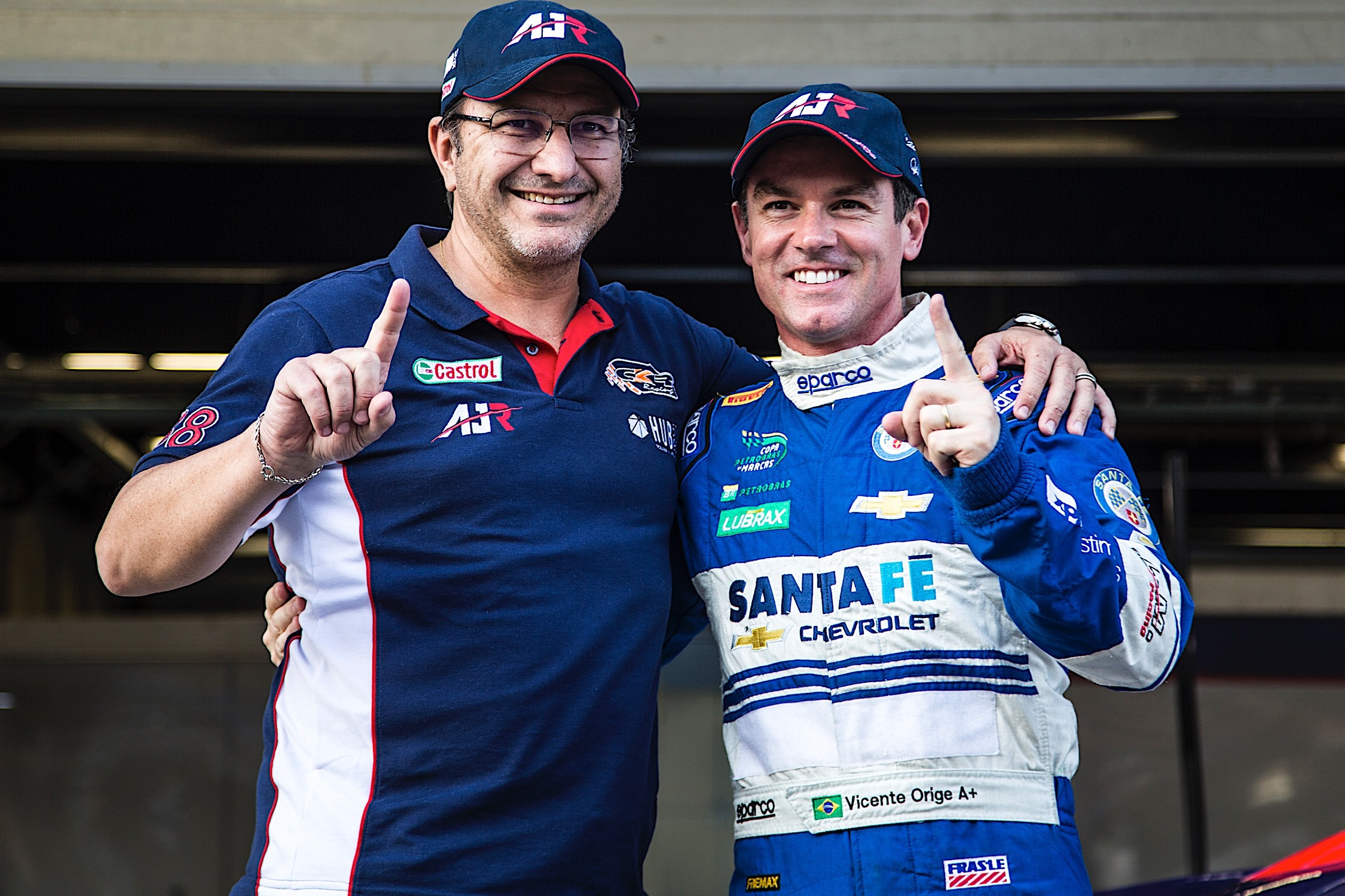 Photo of Endurance – AJR #88 com Vicente Orige emplaca pole em Interlagos na CHEVROLET ABSOLUTA 500