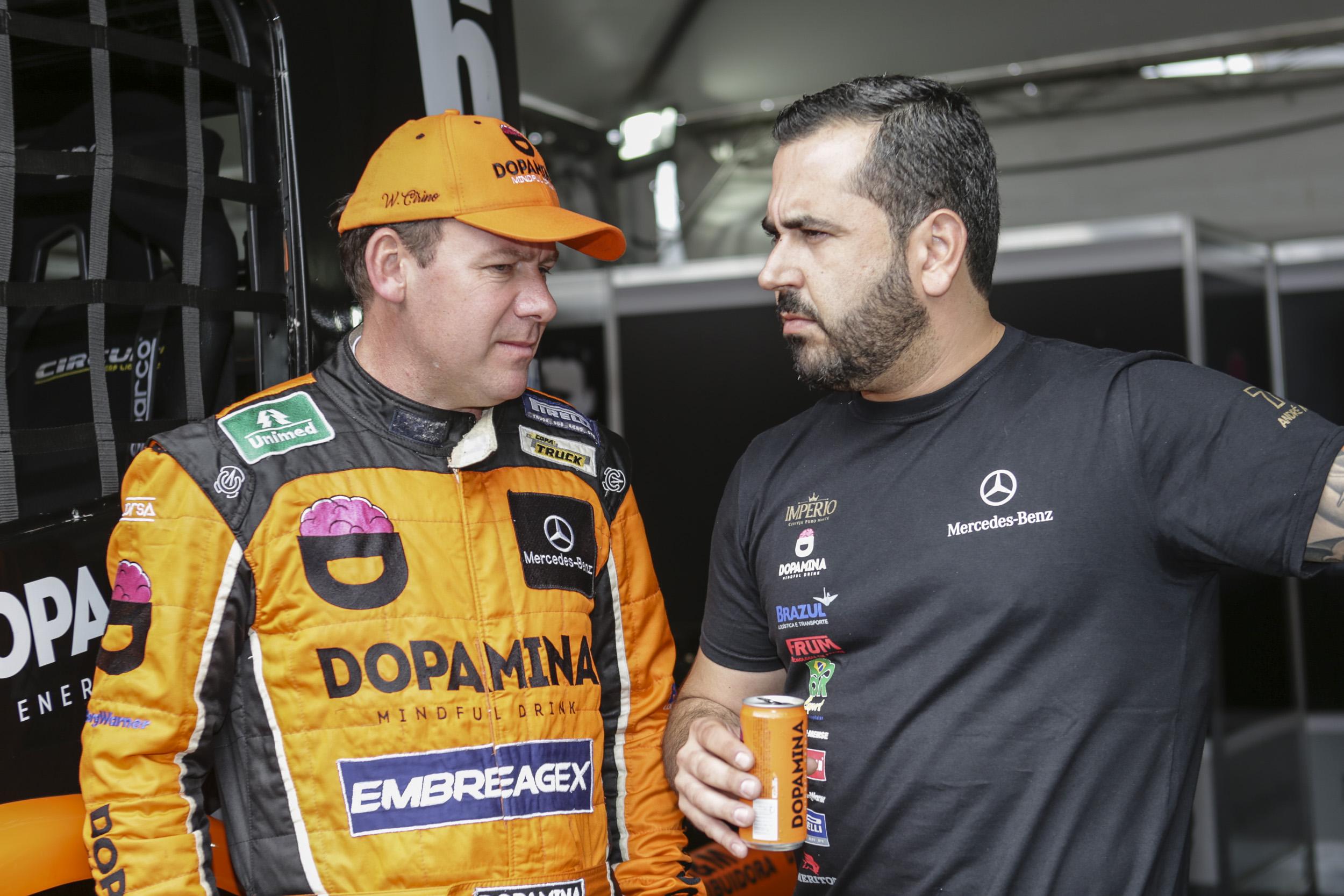 Photo of Truck – Marques e Cirino falam da abstinência antes da etapa da Copa Truck em Campo Grande
