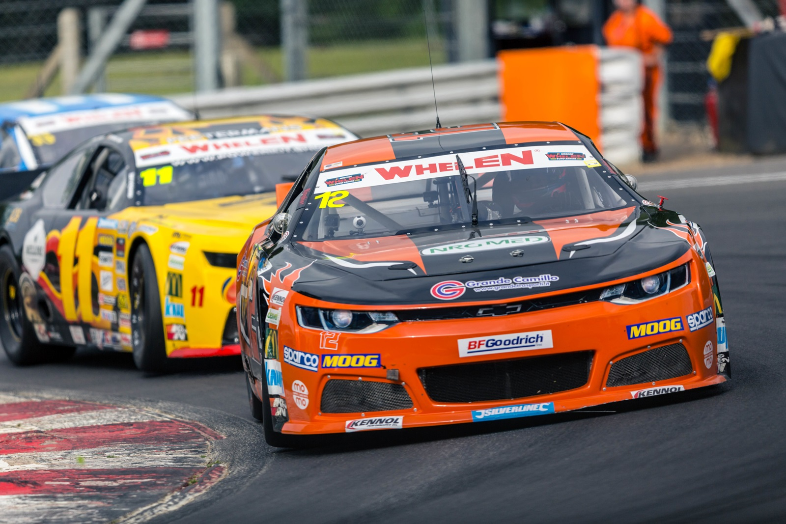 Photo of Nascar – Primeiro pódio EuroNASCAR para Solaris Motorsport em Brands Hatch