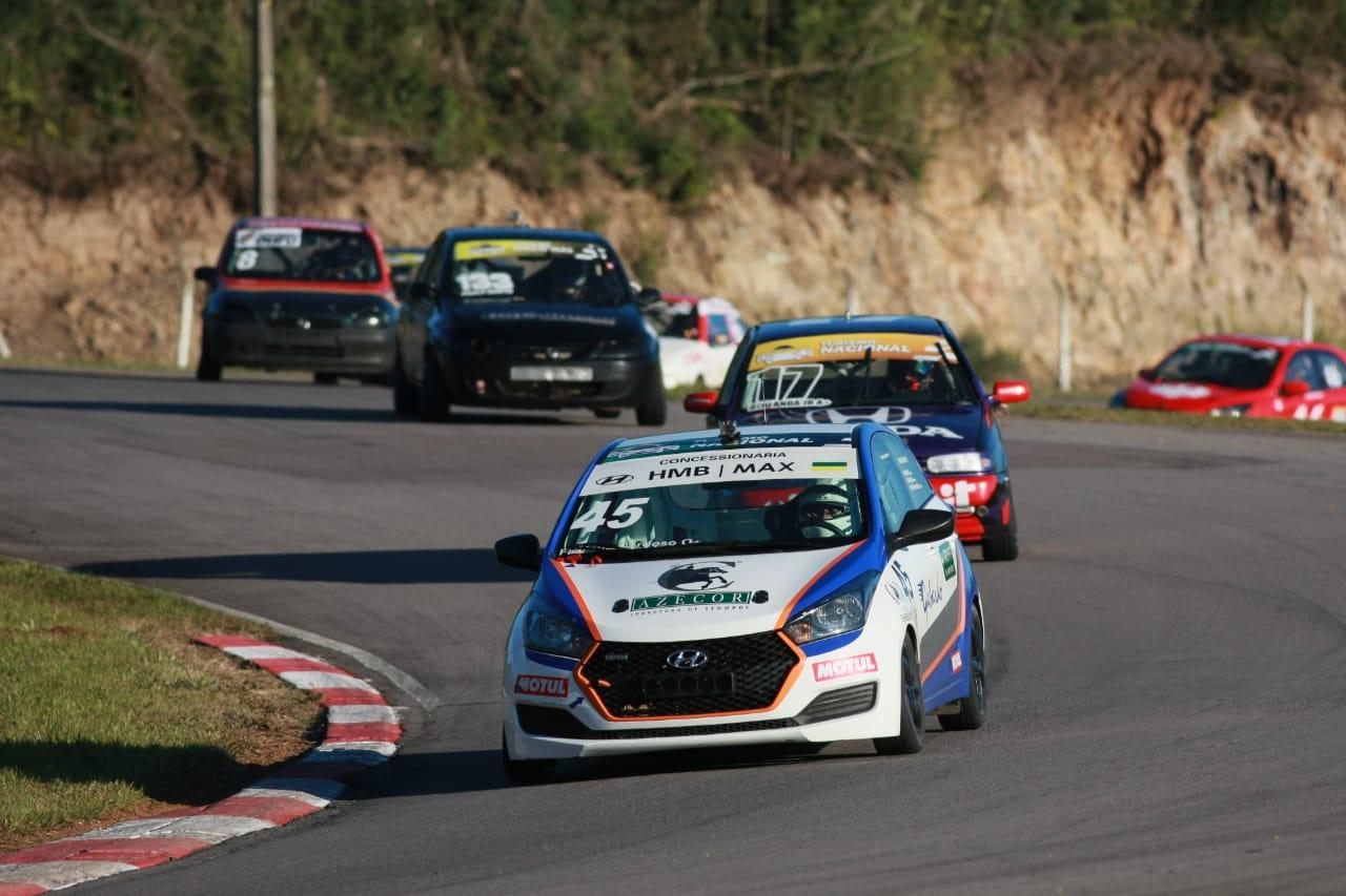 Photo of Turismo Nacional – Hyundai e Fiat ditam as vitórias em Guaporé