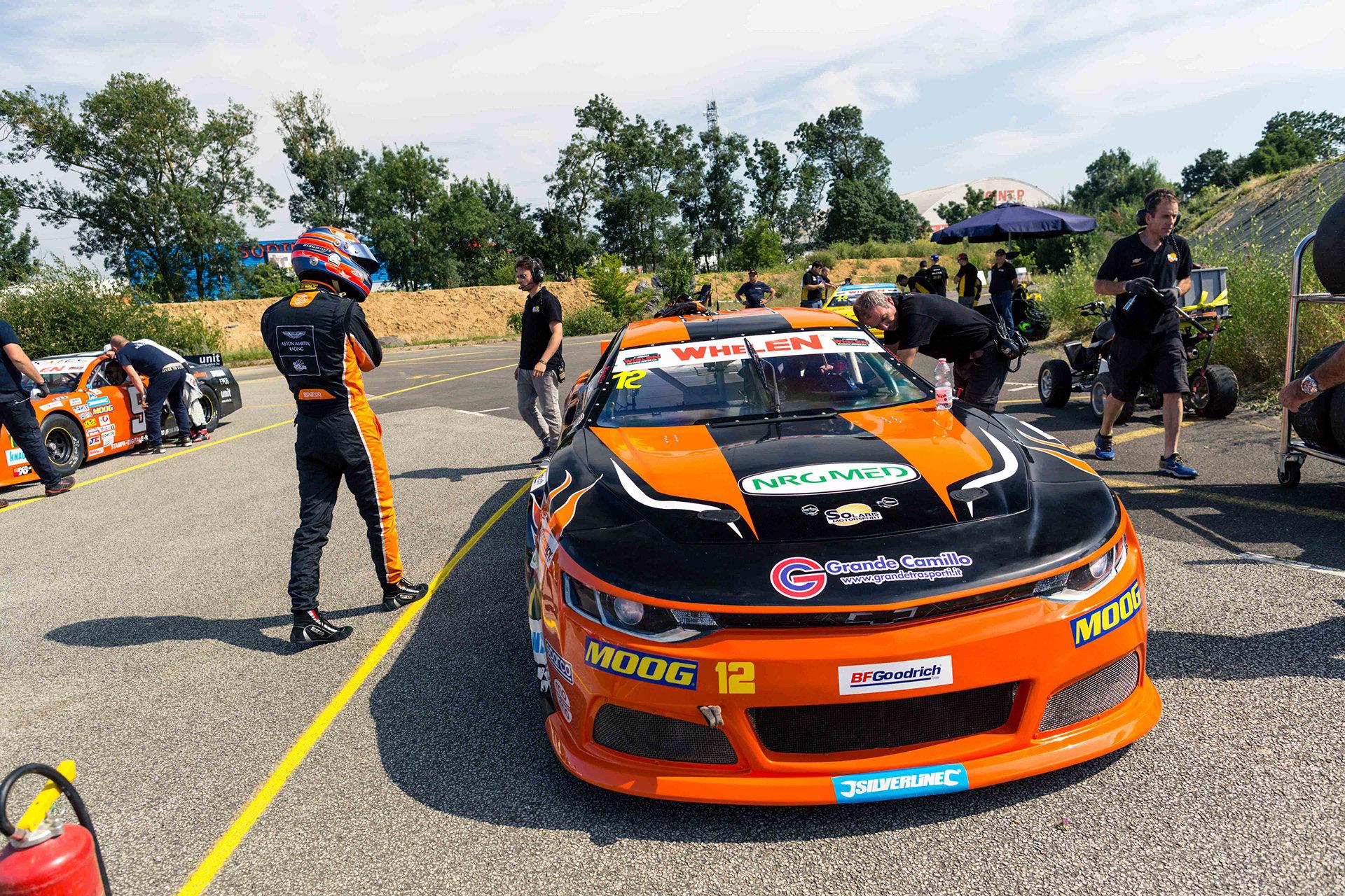 Photo of Euro Nascar – Solaris Motorsport forçado a sair no início da rodada Tours Speedway
