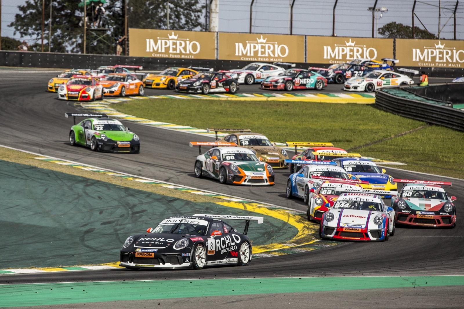 Photo of Porsche Cup – Segunda metade da temporada da Porsche Império Carrera Cup acontece em Interlagos com promessa de intensas disputas