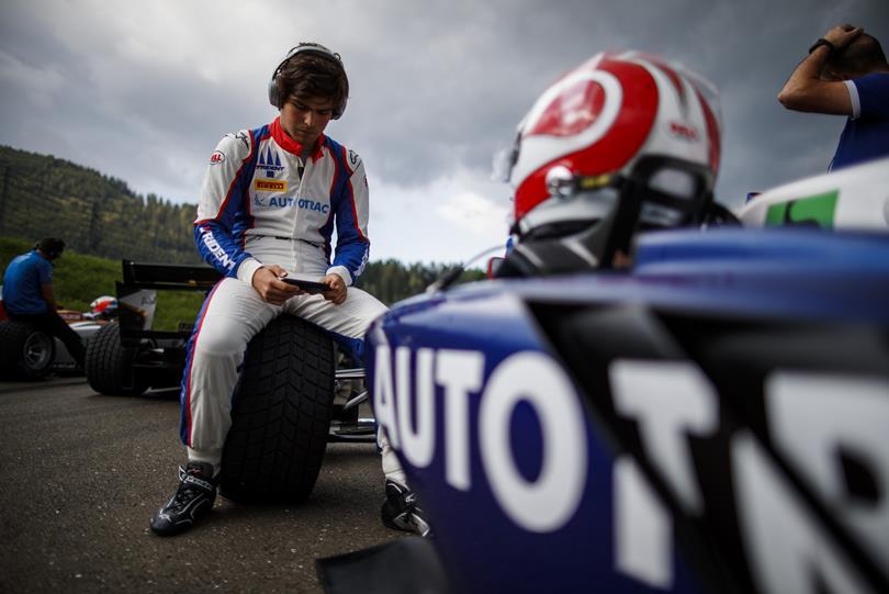 Photo of GP3 – Pedro Piquet fica a menos de um segundo de mais um pódio na GP3 em Spielberg