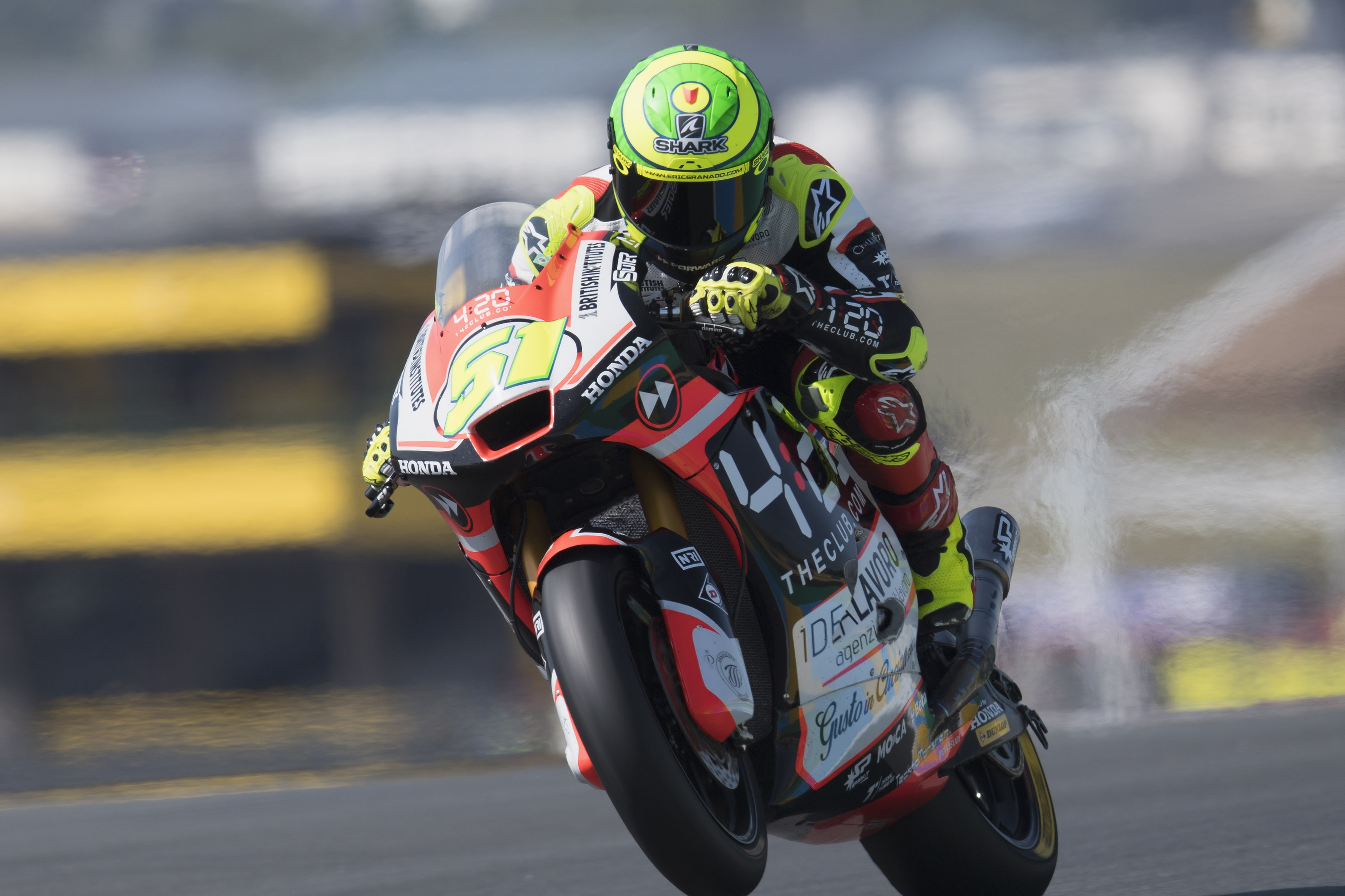 Photo of Moto2 – Eric Granado chega a Assen para a oitava etapa do Mundial de Motovelocidade