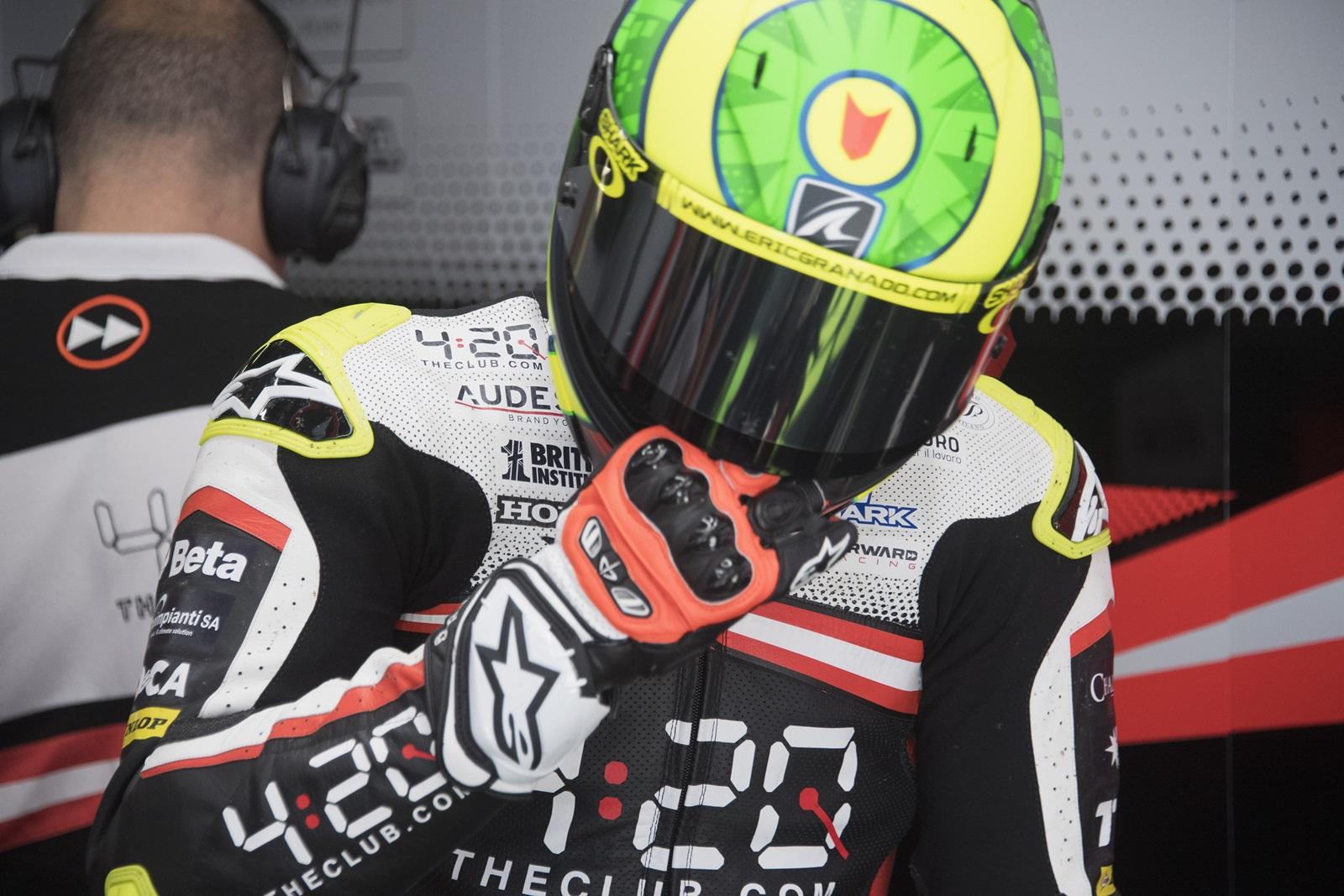 Photo of Moto2 – Eric Granado em P25 no Grande Prêmio da Catalunha