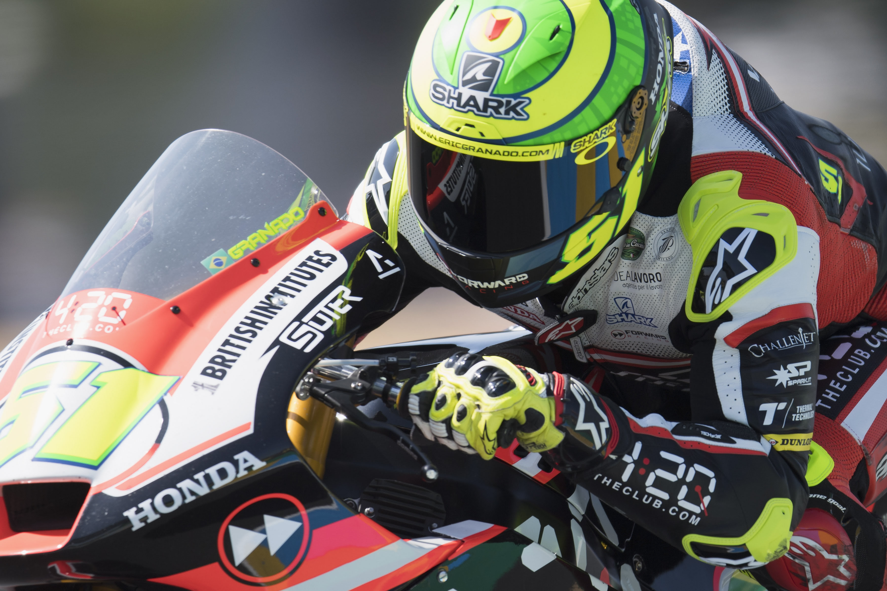 Photo of Moto2 – Forward Racing pronta para o GP em casa