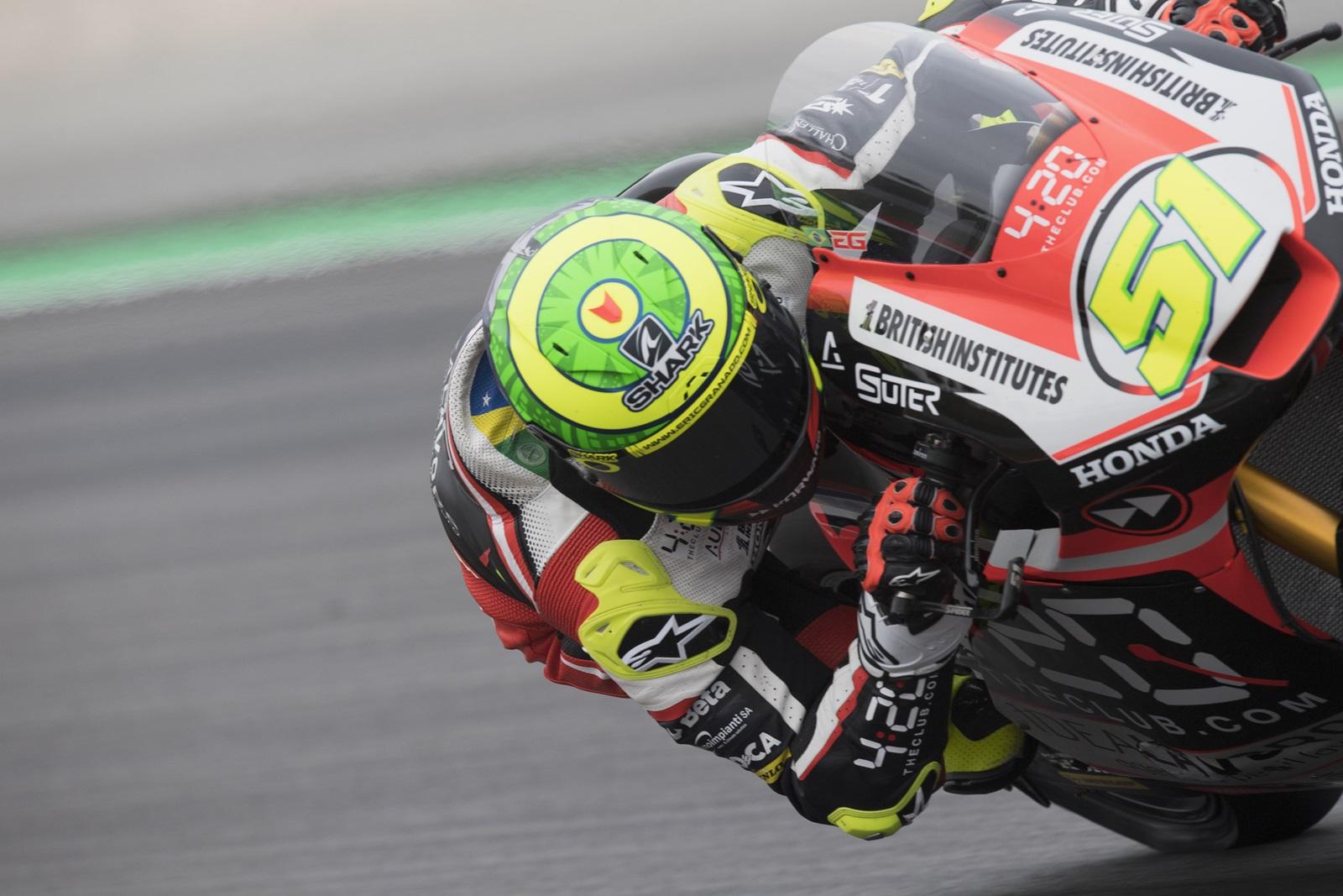 Photo of Moto2 – Eric Granado finaliza treinos desta sexta, no GP da Catalunha