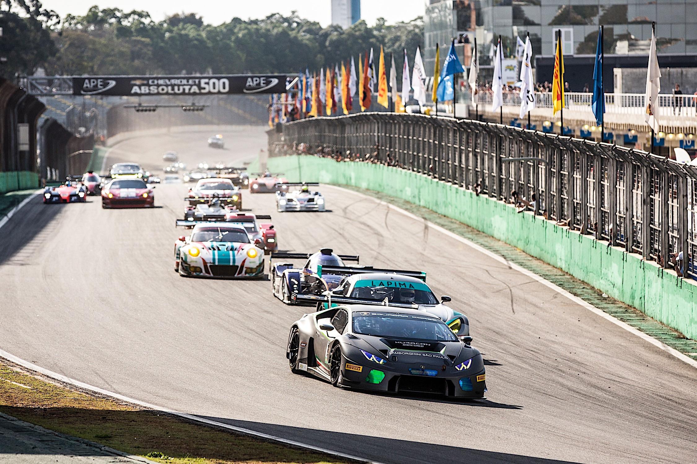 Photo of Endurance Brasil – Vitória de Chico Longo e Marcos Gomes no CHEVROLET ABSOLUTA 500 em Interlagos
