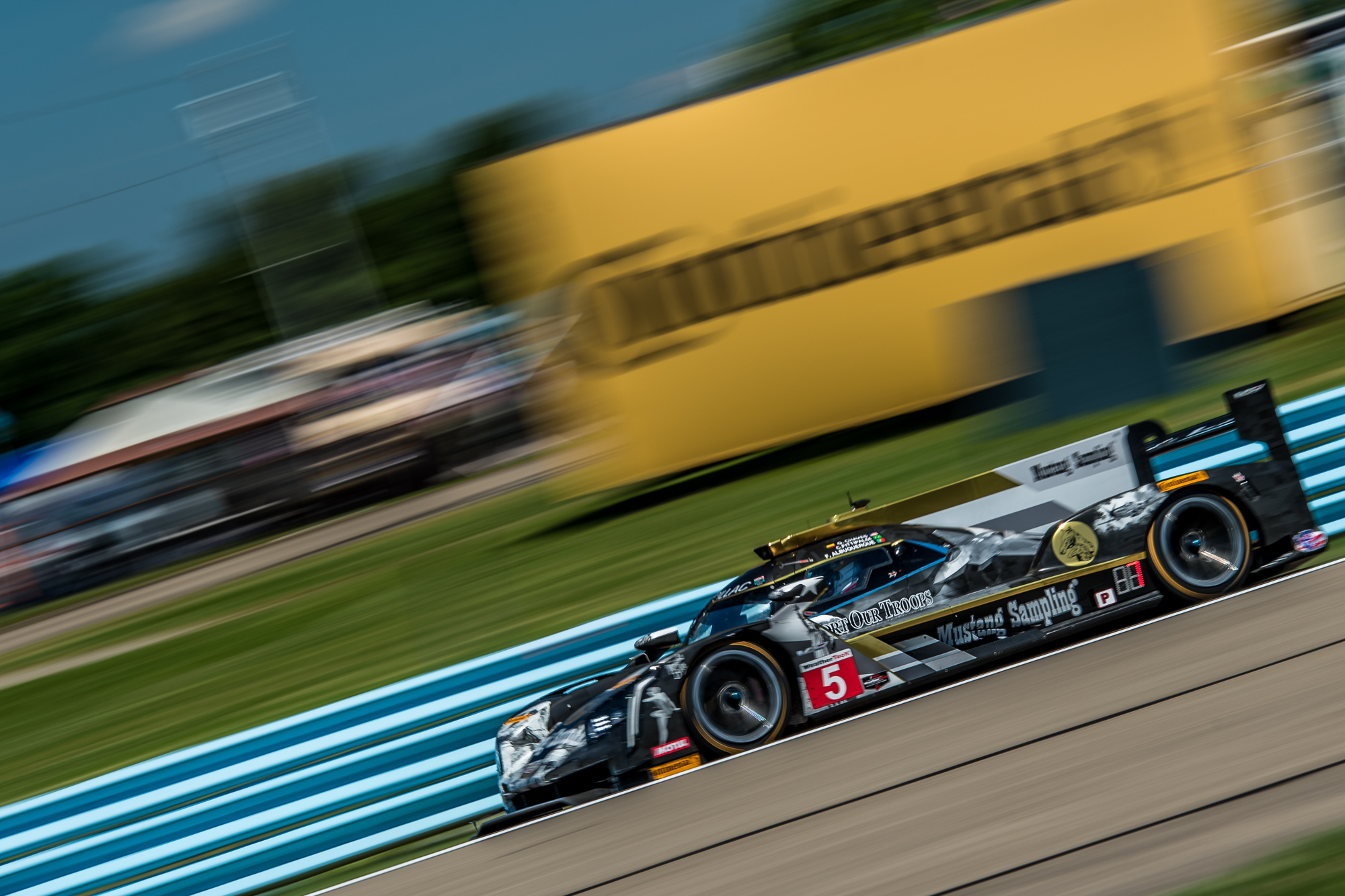 Photo of IMSA – Fittipaldi, Albuquerque e Chaves terminam 6 Horas de Watkins Glen no Top-6