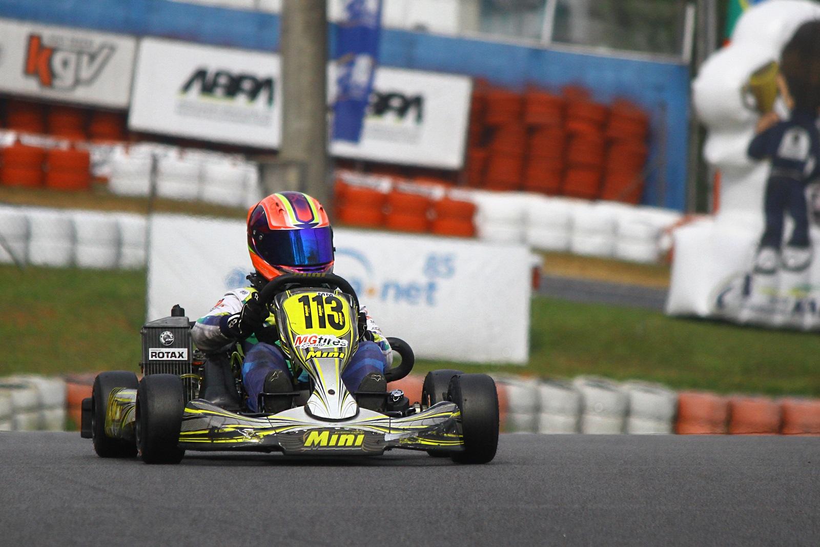 Photo of Kart – Na pista, Antonella Bassani termina no top-3 do Campeonato Sul-Americano de Rotax