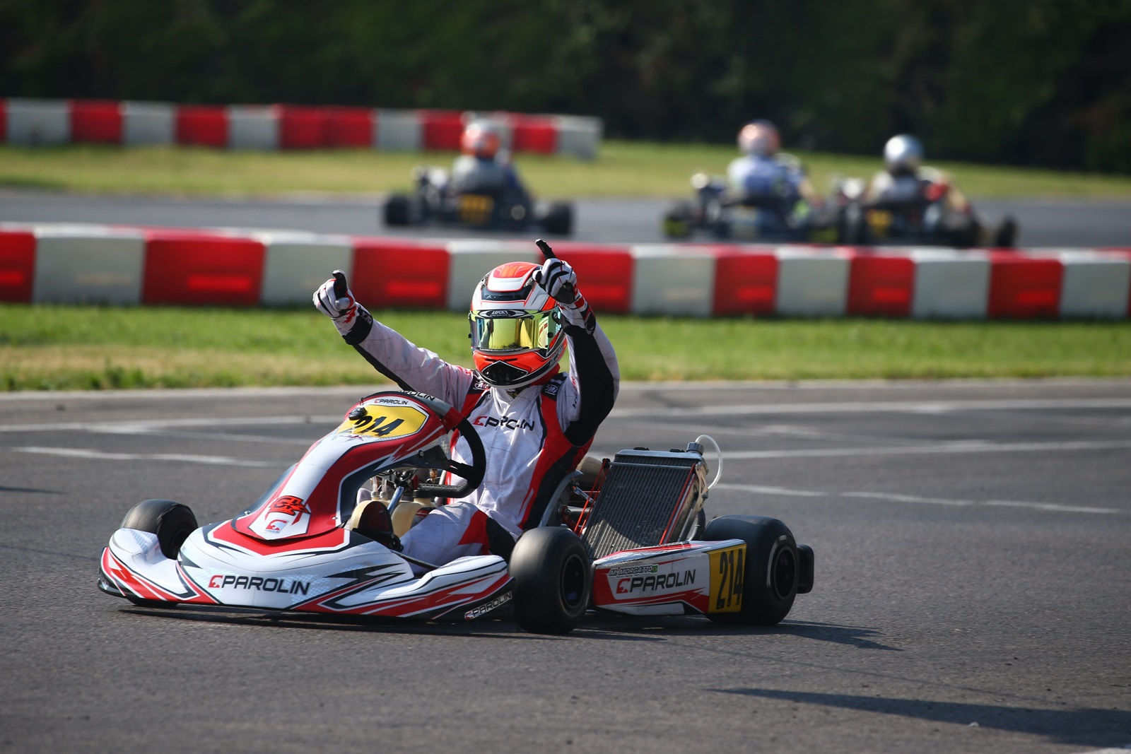 Photo of Kart – Matheus Morgatto domina a terceira rodada do Italiano de Kart