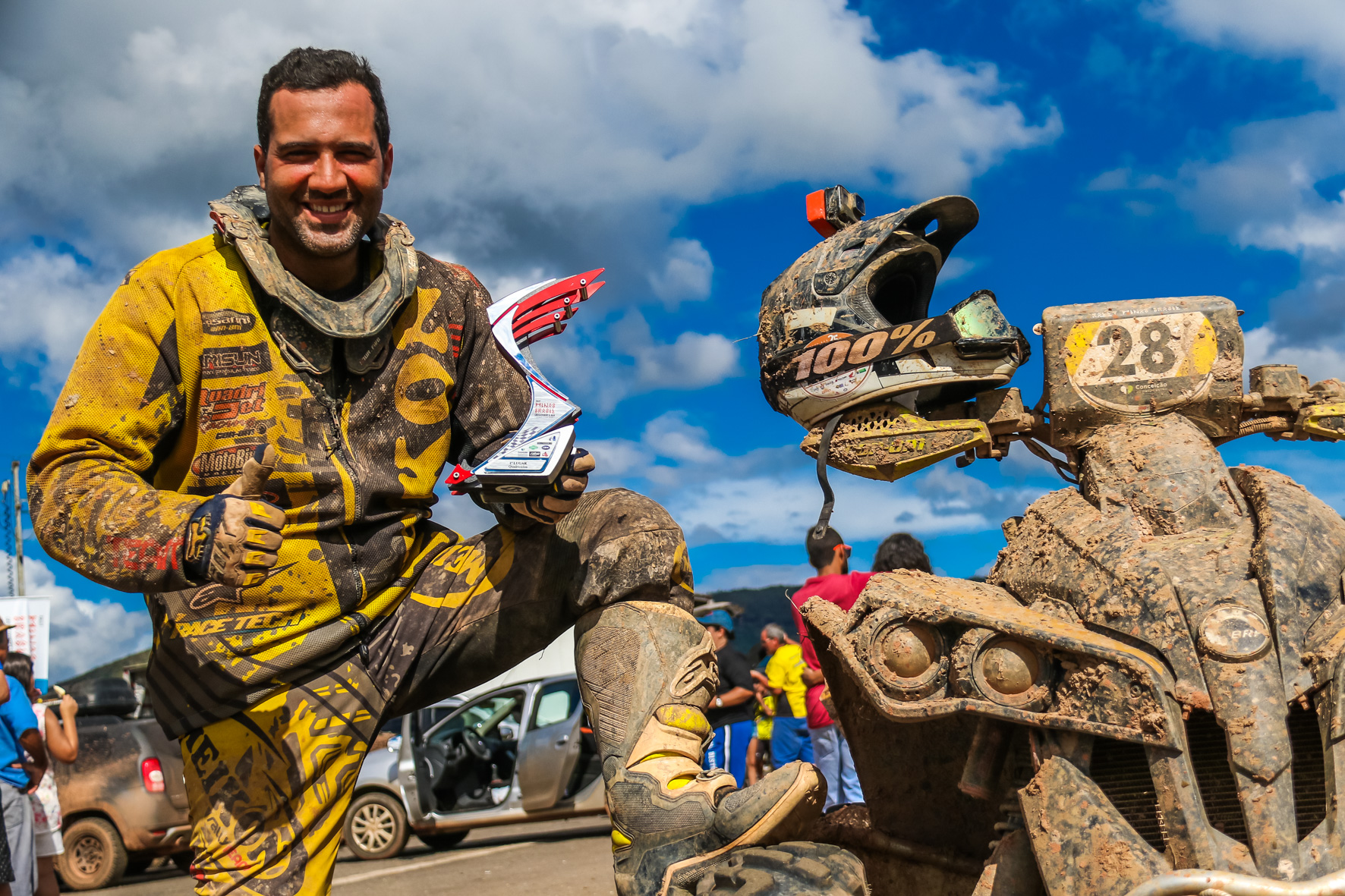 Photo of Rally – Geison Belmont fará sua quinta participação no Rally dos Sertões