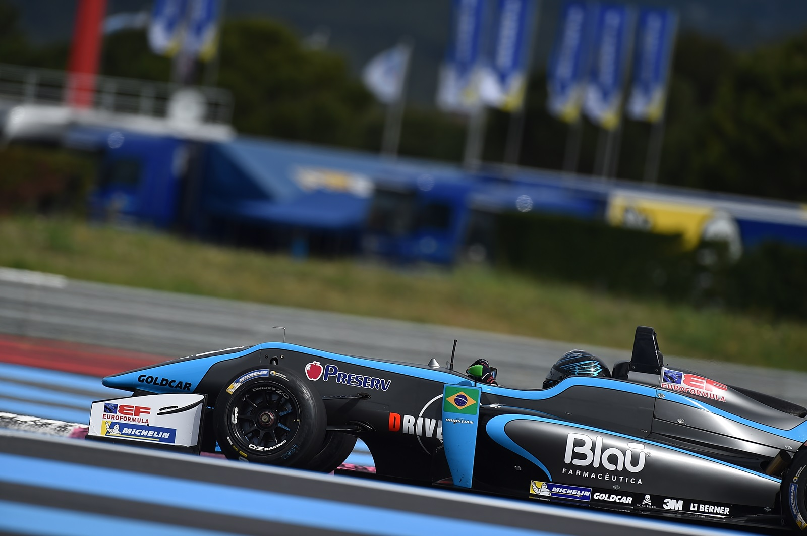 Photo of F3 – Euroformula F3 Open Christian Hahn abre etapa da Hungria entre os mais rápidos