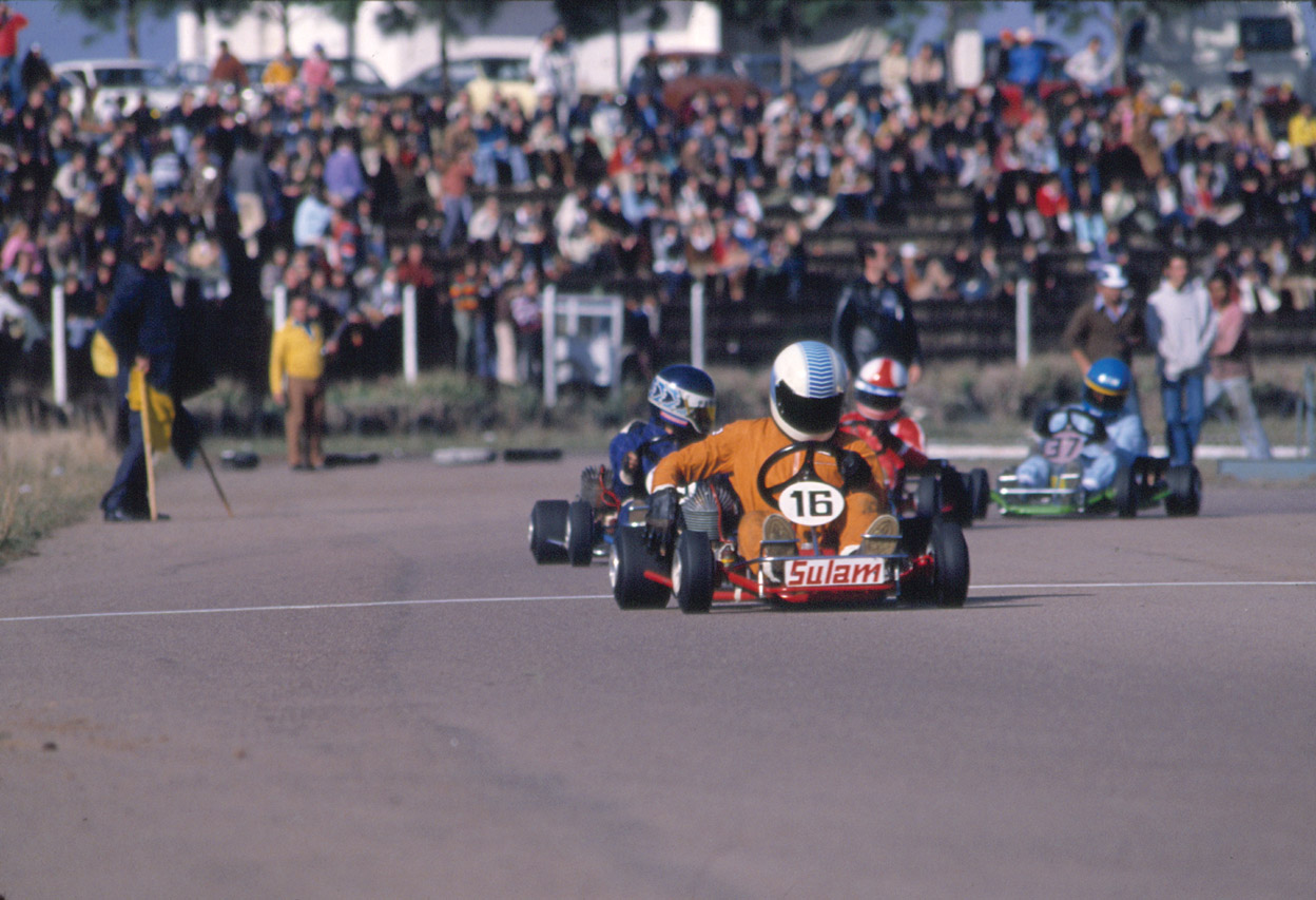 Photo of Kart – Conquista histórica de Ayrton Senna completa 40 anos e é destaque no Brasileiro de Kart