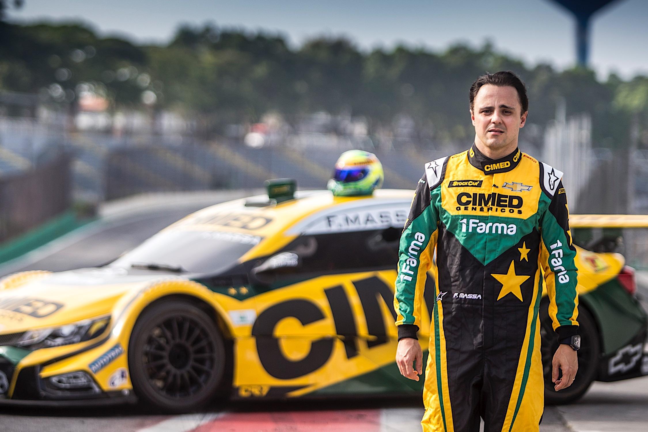 """Photo of Stock Car – Felipe Massa volta para Corrida do Milhão com a Cimed Racing: """"oportunidade especial"""""""
