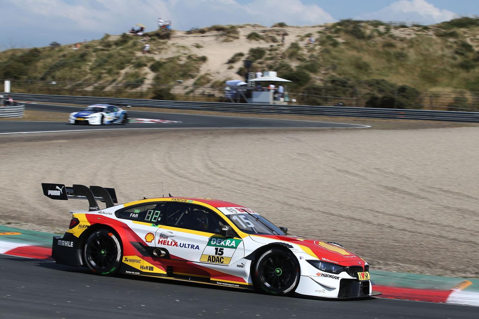 Photo of DTM – Com 8º lugar, Augusto Farfus fecha corrida 1 em Zandvoort nos pontos