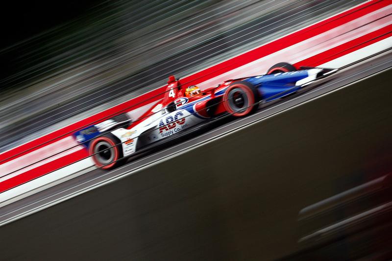 Photo of Indy – Matheus Leist leva carro da AJ Foyt ao Q2 e larga na sexta fila da Indy em Toronto