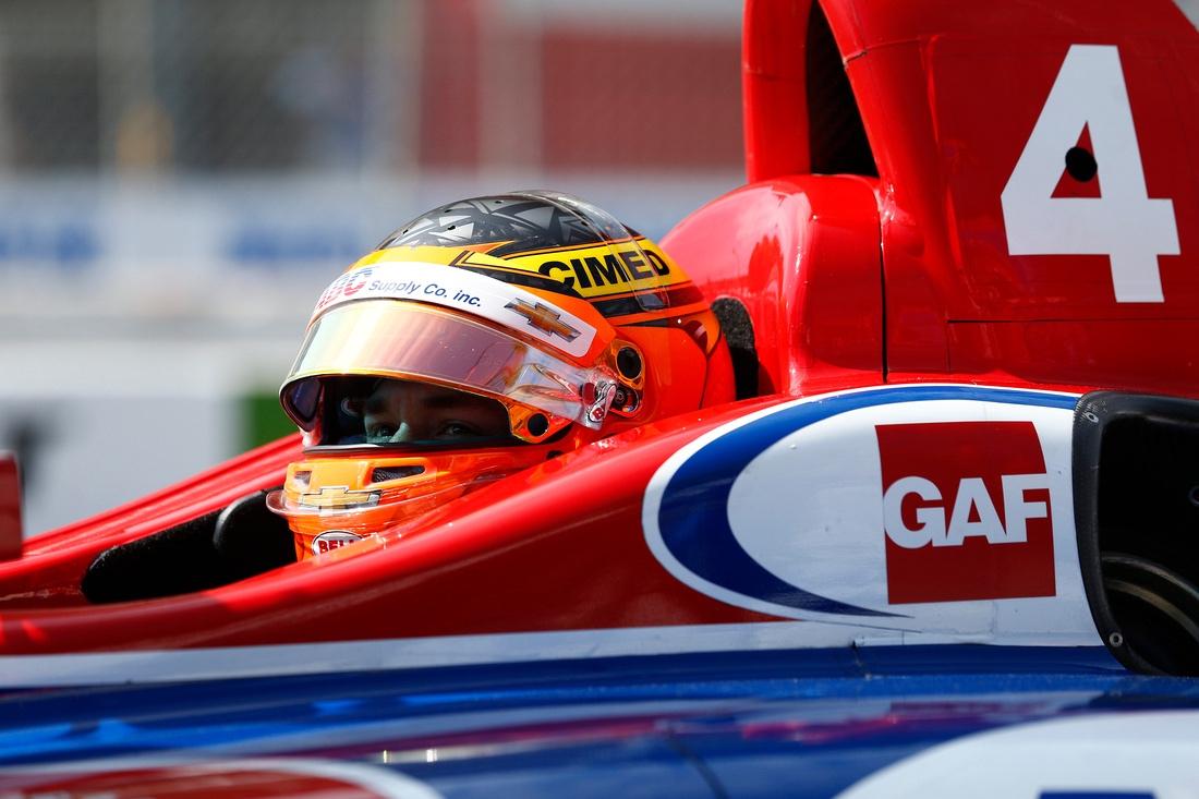 Photo of Indy – Matheus Leist anda entre os seis primeiros em Toronto, mas termina em 15o após 2 pits stops extras