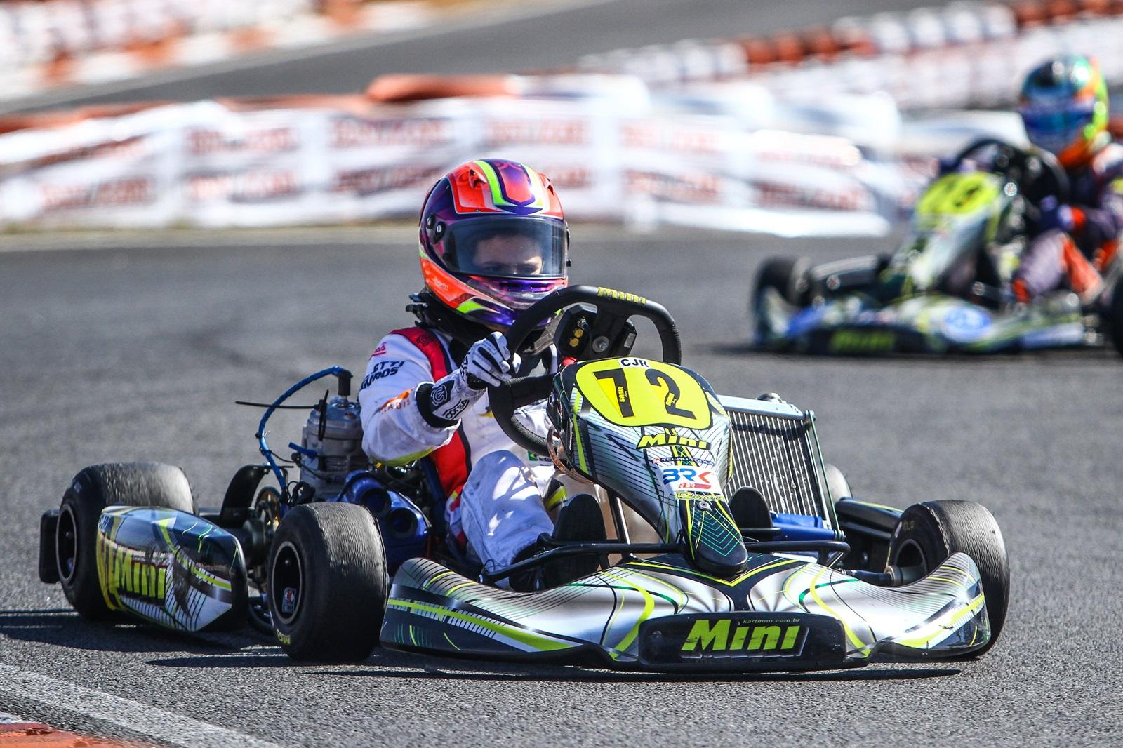 Photo of Kart – Antonella Bassani ressalta experiência após disputas em duas categorias no Brasileiro de Kart