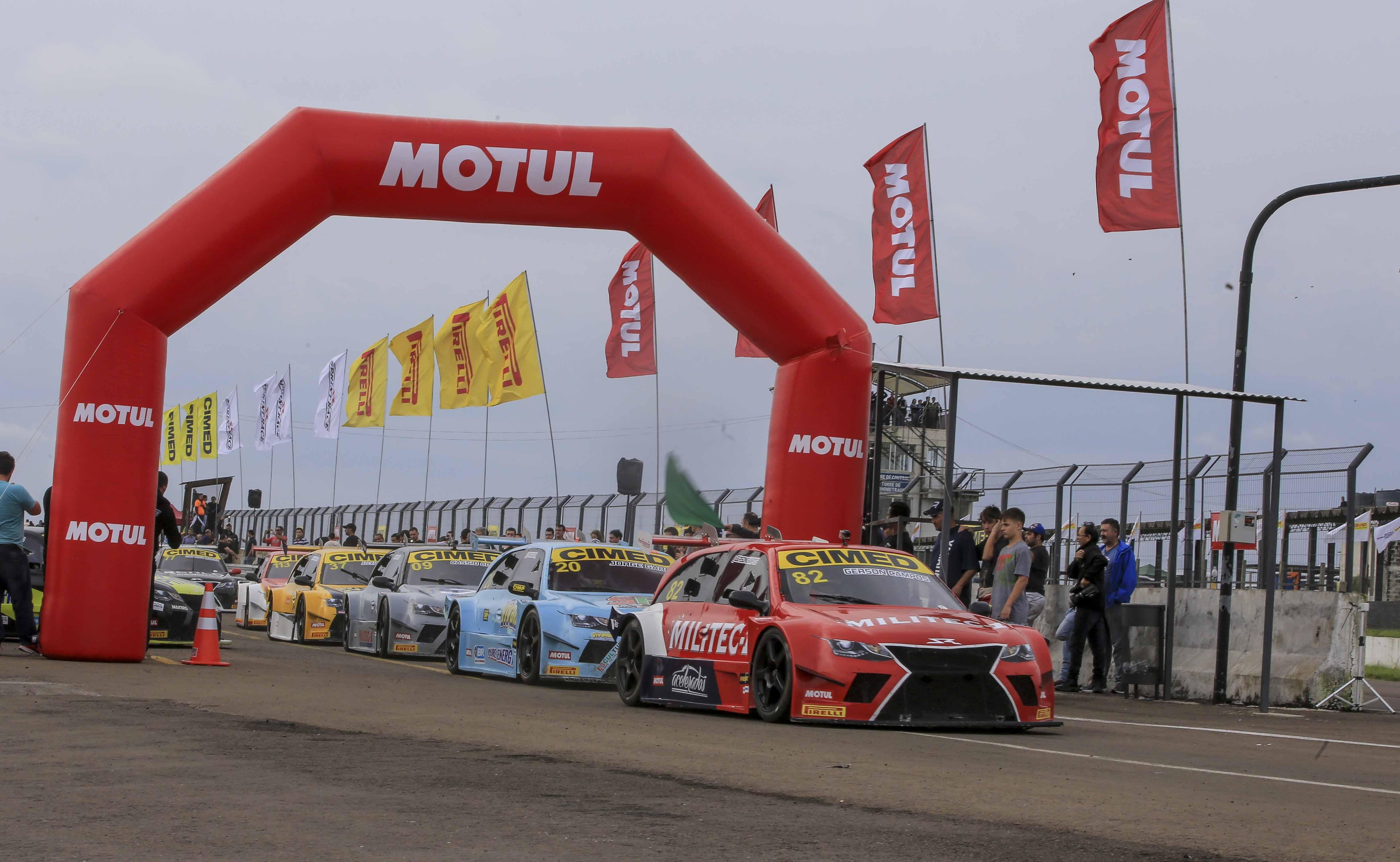 Photo of Sprint Race – Race Of Champions, Milésimos de segundo entre os primeiros colocados no segundo treino