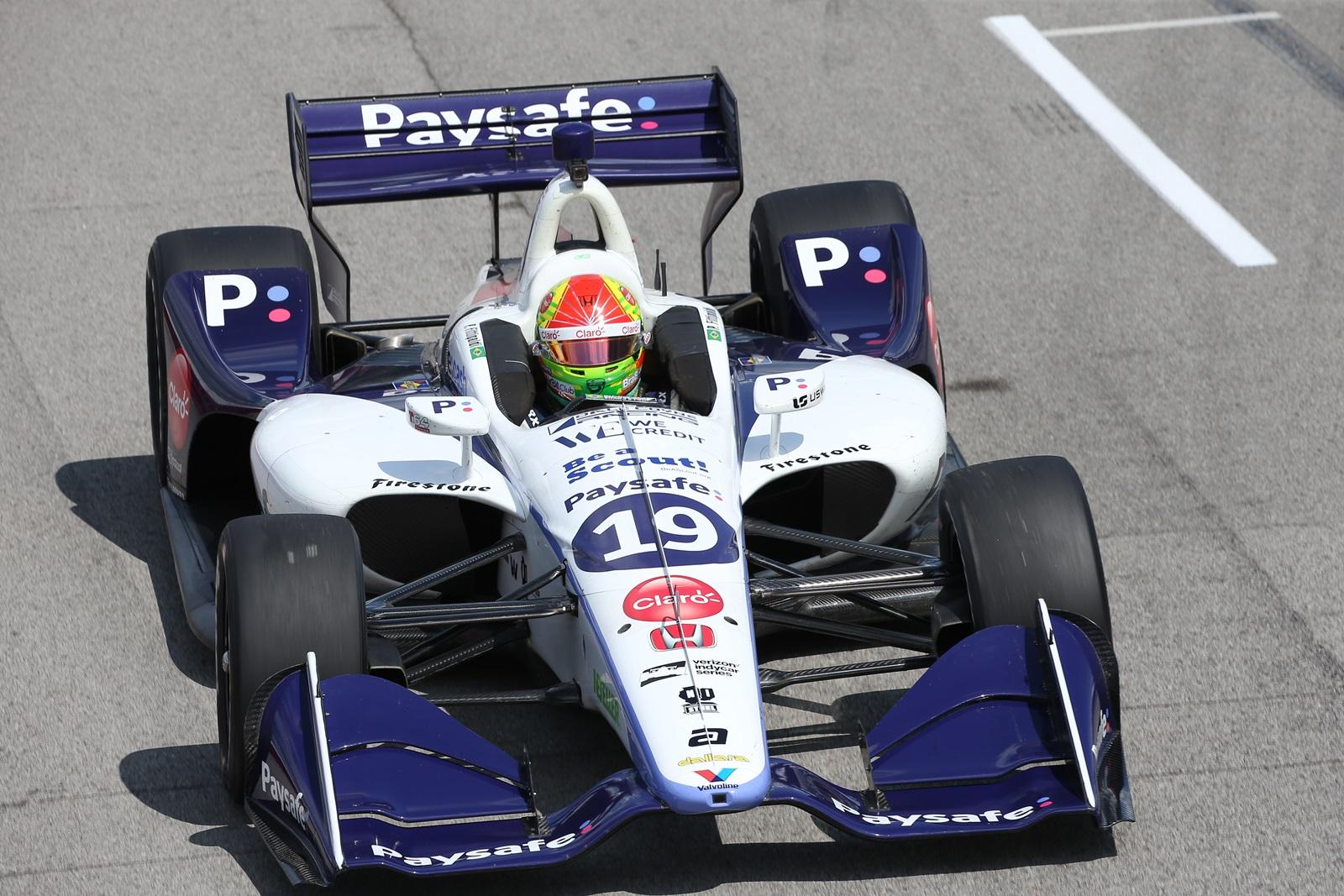 Photo of IndyCar – Grande notícia em Mid-Ohio: Pietro Fittipaldi acelerando novamente em treino oficial da Indy