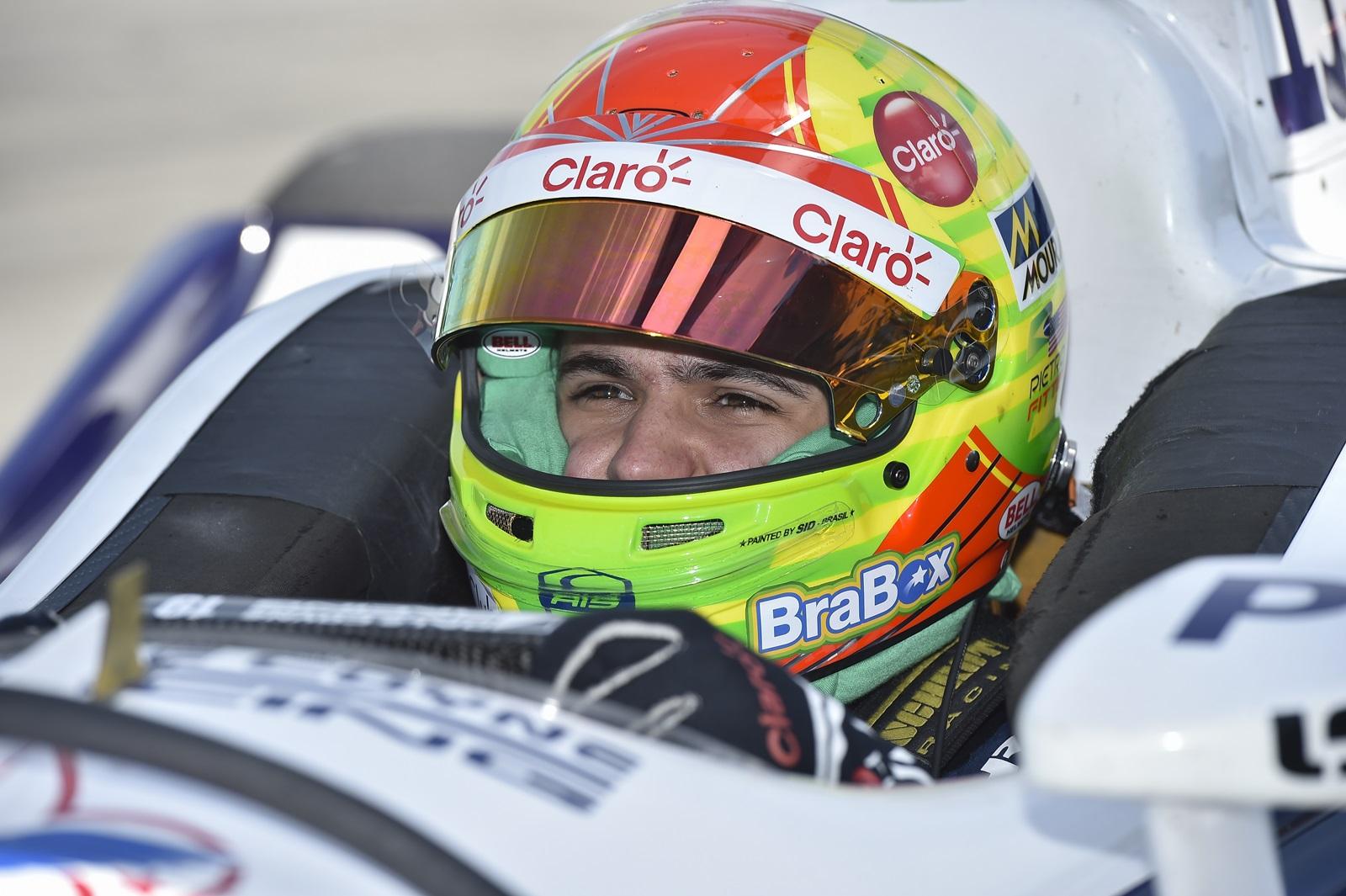 Photo of Indy Car – Pietro Fittipaldi completa prova da Indy em Mid-Ohio e cumpre primeira meta após recuperação