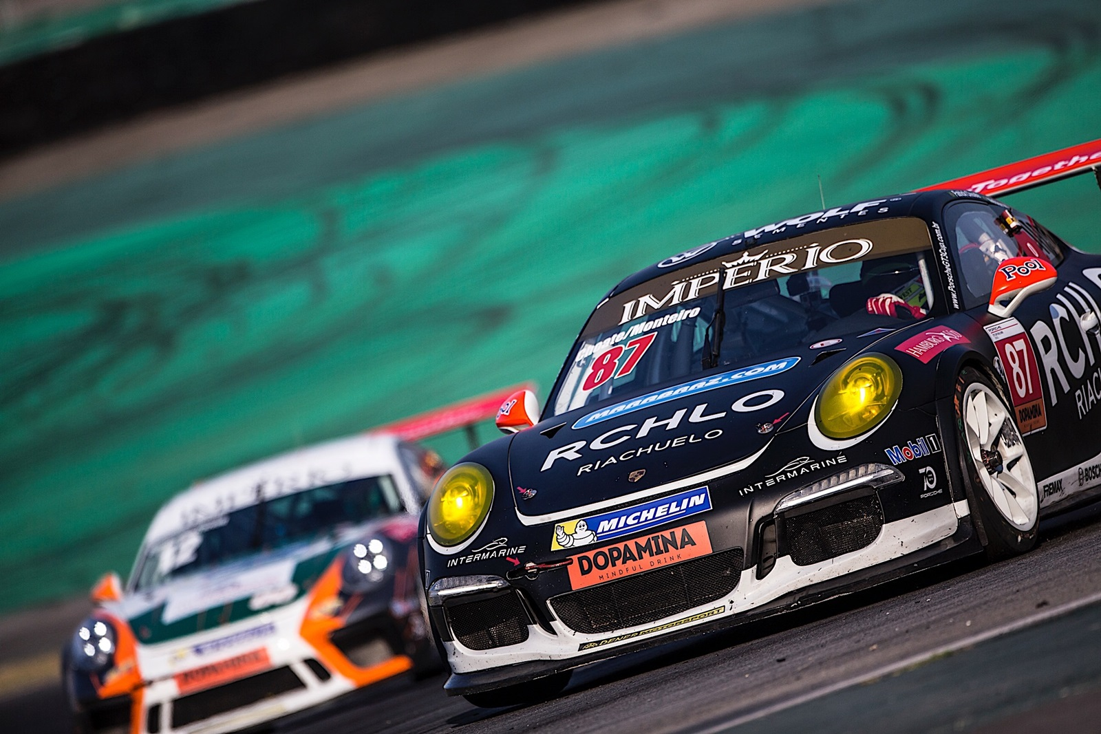 Photo of Porsche Cup Endurance – RCHLO Racing conquista vitória na Porsche GT3 Cup Endurance Series em Interlagos