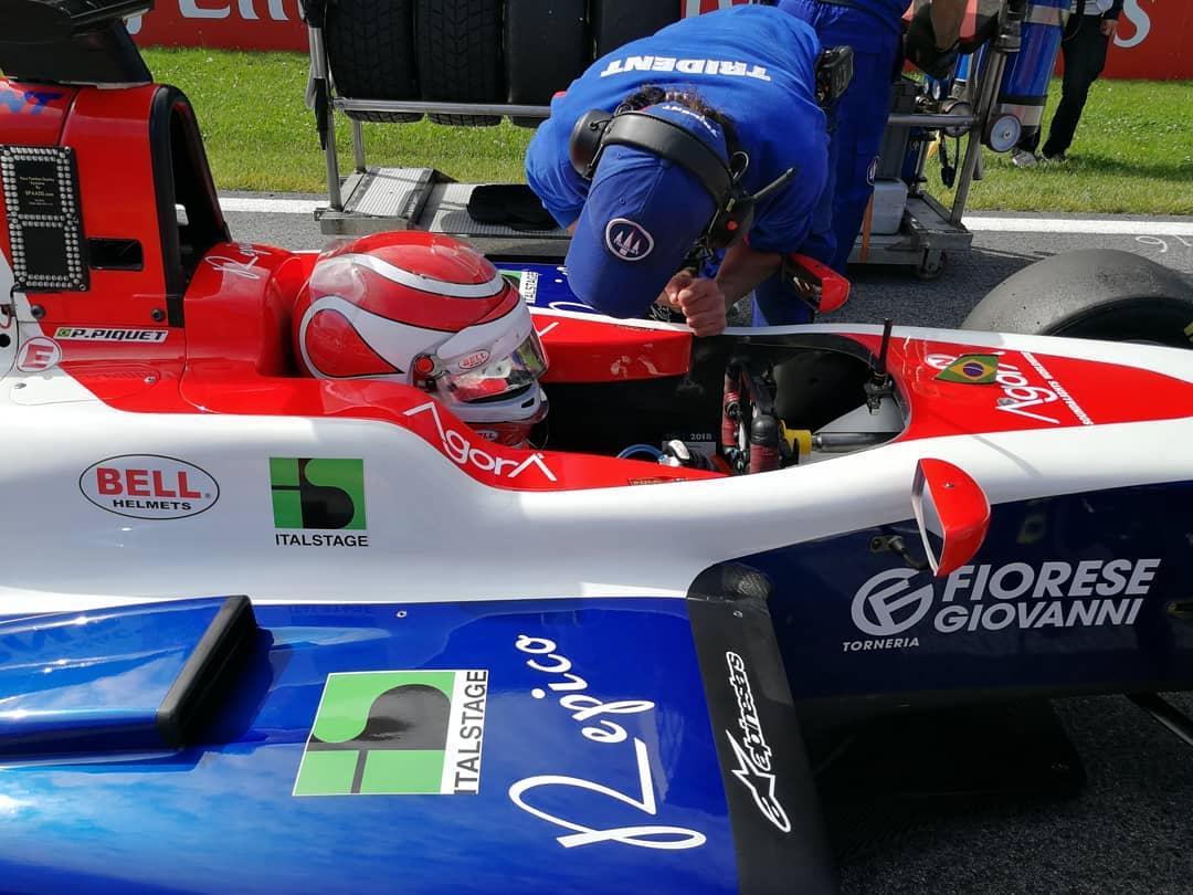 Photo of GP3 – Pedro Piquet briga pela vitória e termina na segunda posição em Spielberg