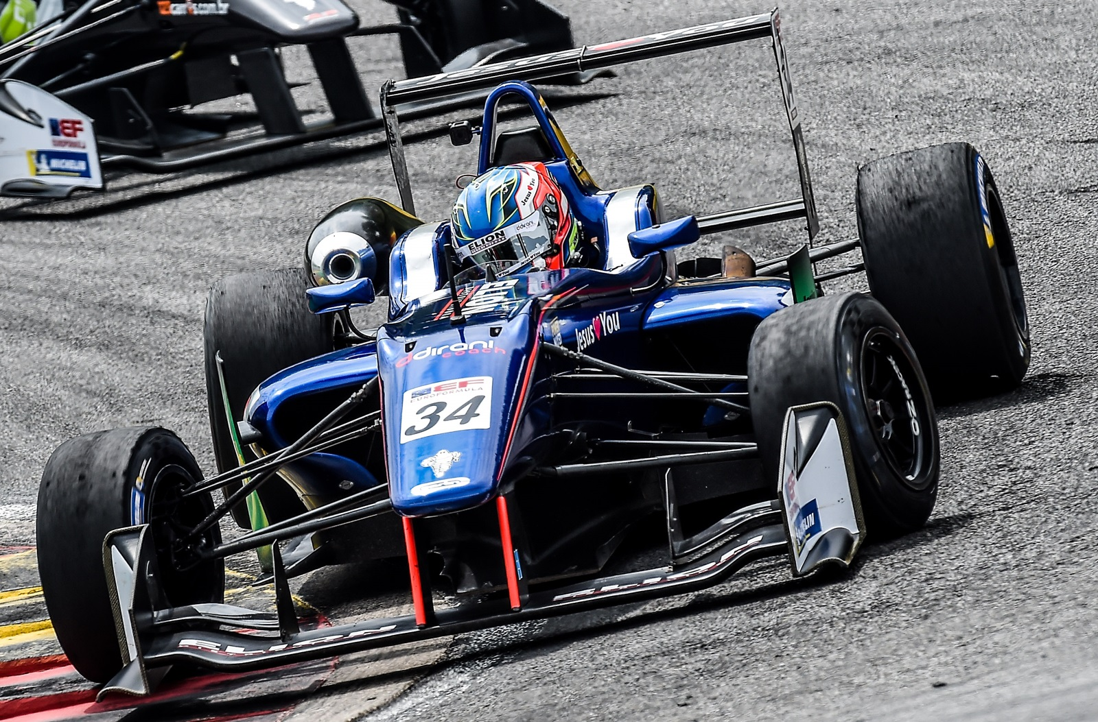Photo of F3 – Vice-líder da Euroformula F3 Open, Matheus Iorio chega à rodada de Hungaroring