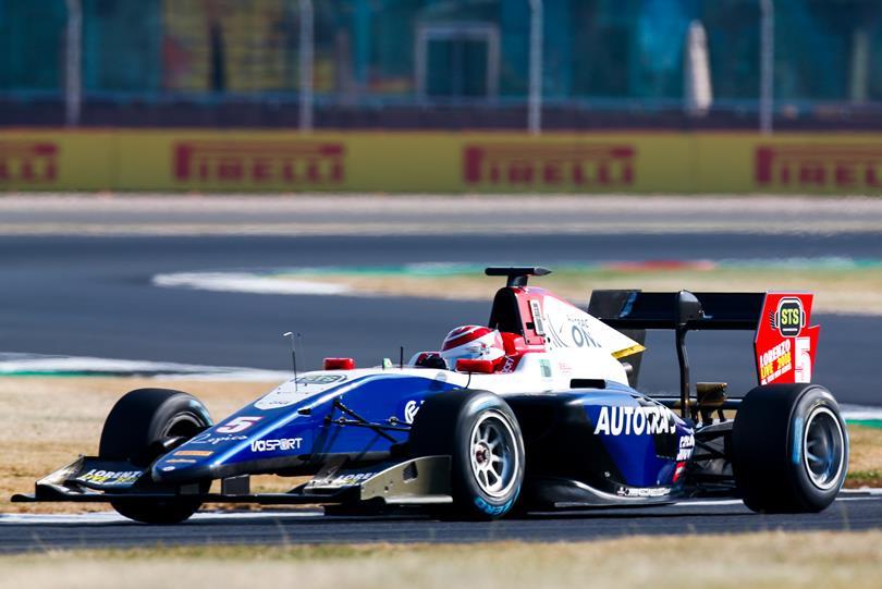 Photo of GP3 – Pedro Piquet faz boa prova de recuperação e larga na primeira fila na segunda corrida