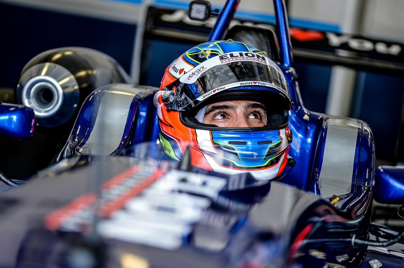 Photo of F3 – Matheus Iorio completa primeira corrida em quarto e segue vice-líder da Euroformula F3 Open