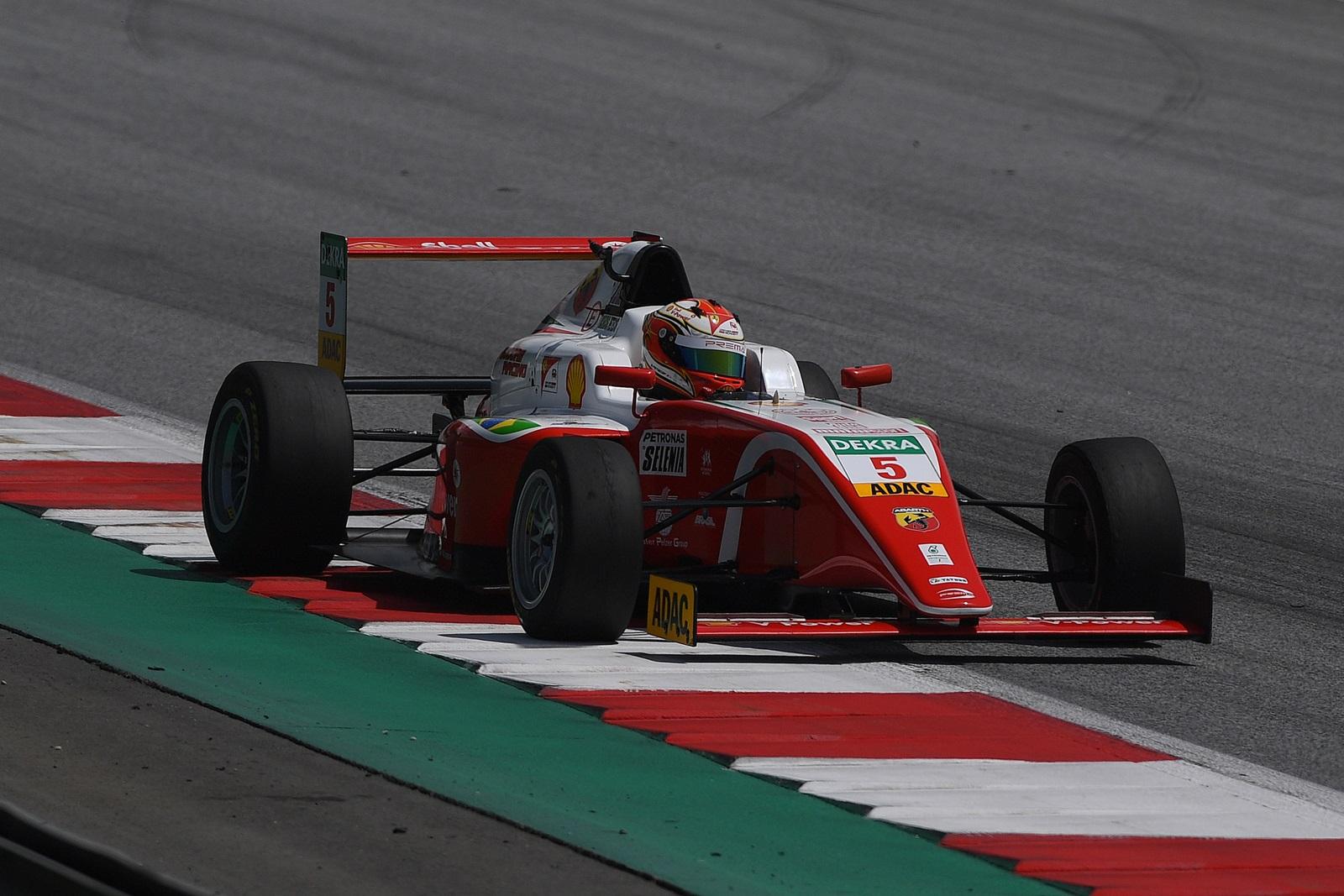 Photo of F4 – Gianluca Petecof acelera em Hockenheim em fim de semana junto à Fórmula 1