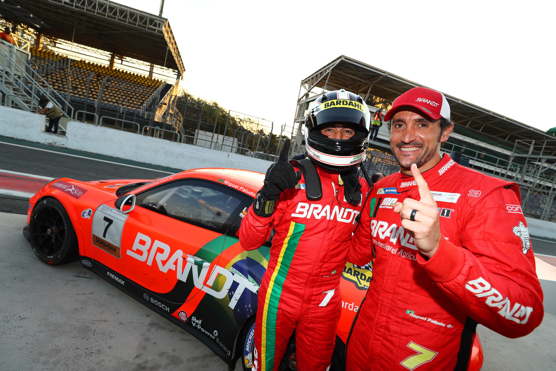 Photo of Porsche Endurance – Paludo e Gresse colocam o carro #7 na pole da abertura da Porsche Império GT3 Cup Endurance Series