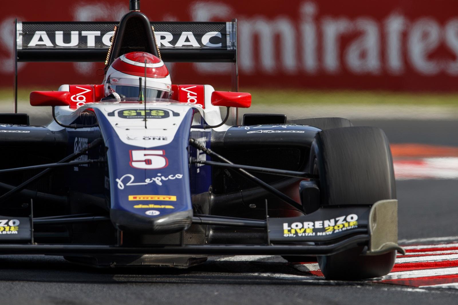 Photo of GP3 – Pedro Piquet segue em quinto lugar na classificação geral da GP3 após rodada em Hungaroring