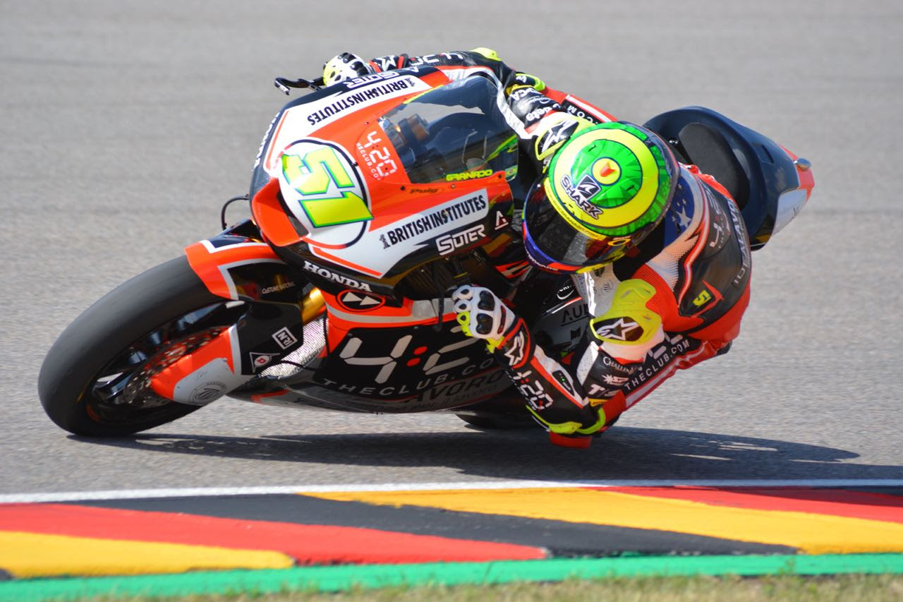 Photo of Moto2 – Eric Granado garante a 27ª posição no grid de largada do GP da Alemanha
