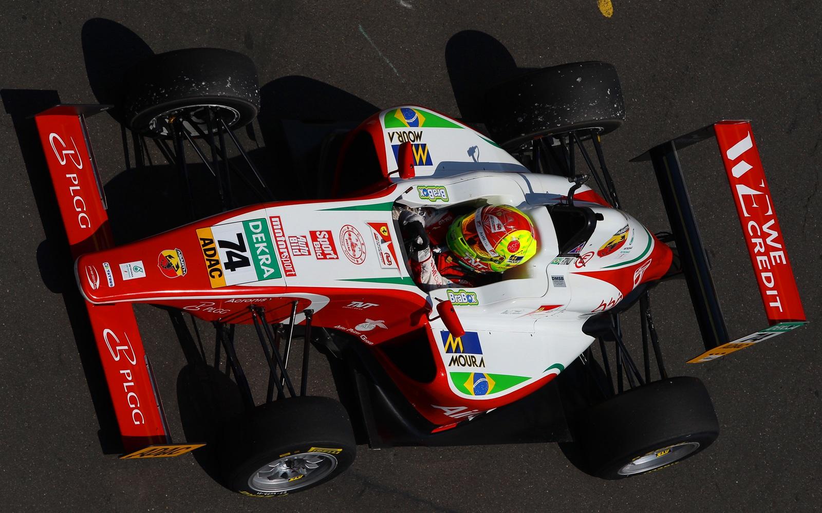 Photo of F4 – Enzo Fittipaldi conquista dois pódios em Nurburgring na F4 Alemã