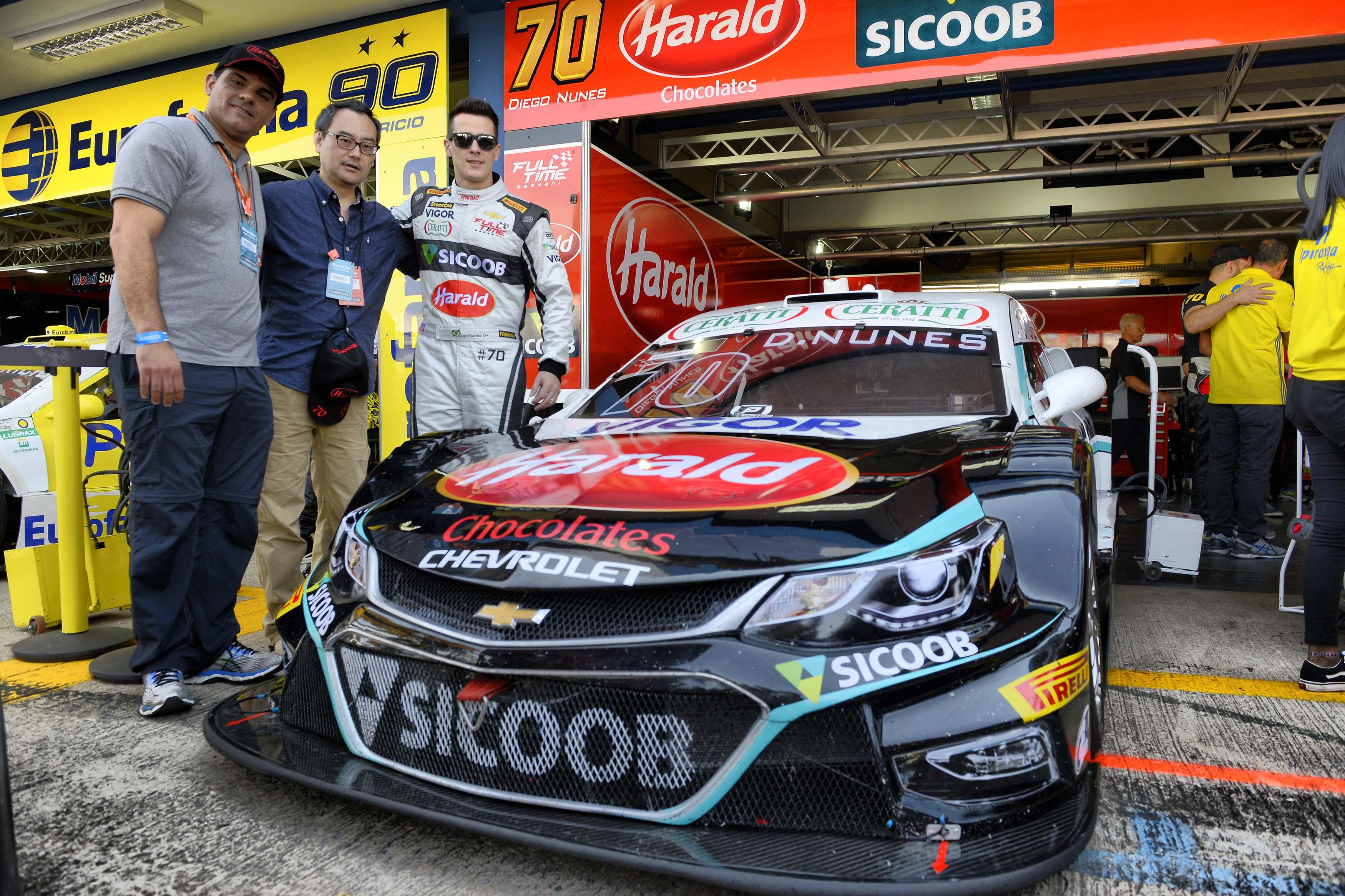Photo of Stock Car – Incidente no final da prova prejudica Diego Nunes na Corrida do Milhão