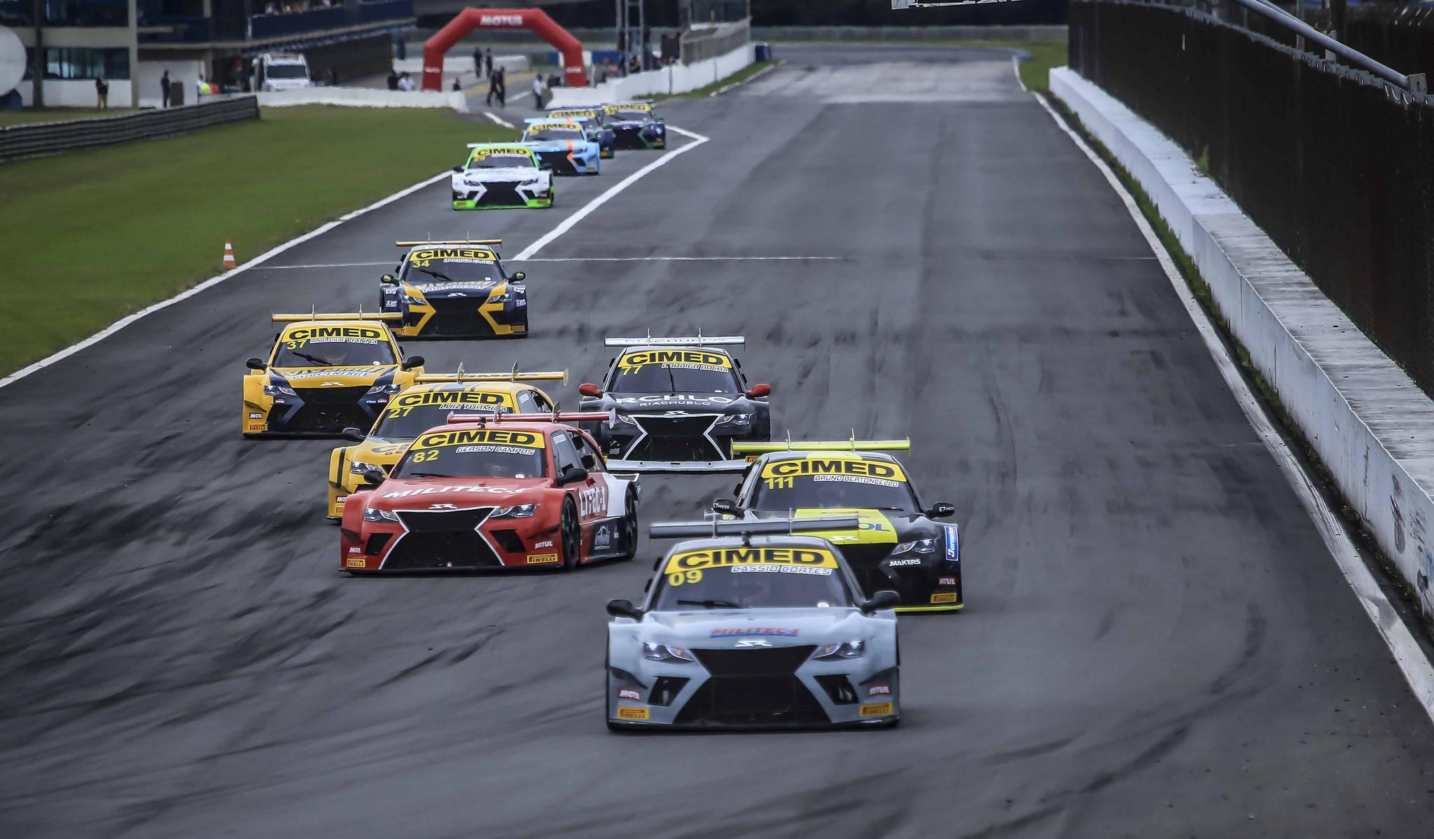Photo of Sprint Race – Grandes nomes do automobilismo brasileiro confirmaram presença na Race Of Champions da Sprint Race