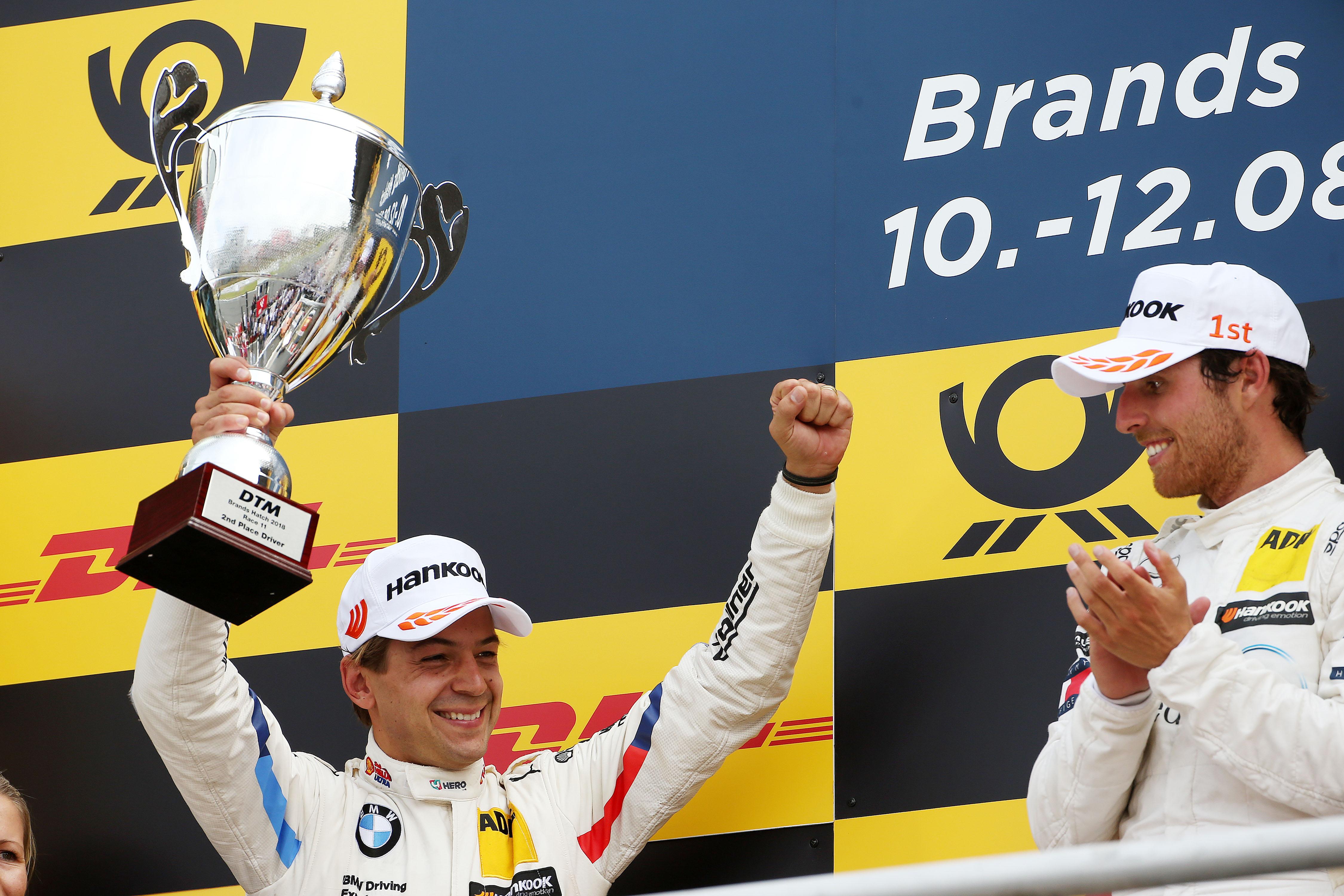 Photo of DTM – Augusto Farfus retorna ao pódio no DTM com 2º lugar em Brands Hatch