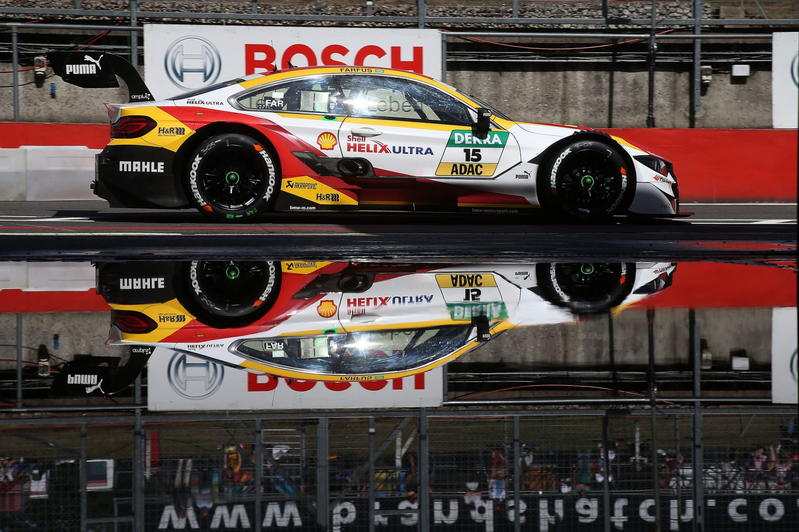 Photo of DTM – Após pódio, incidente tira Augusto Farfus da corrida 2 em Brands Hatch