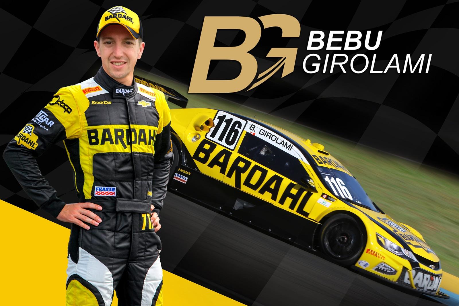 Photo of Stock Car – Bebu Girolami volta à Stock Car e corre pela Bardahl Hot Car