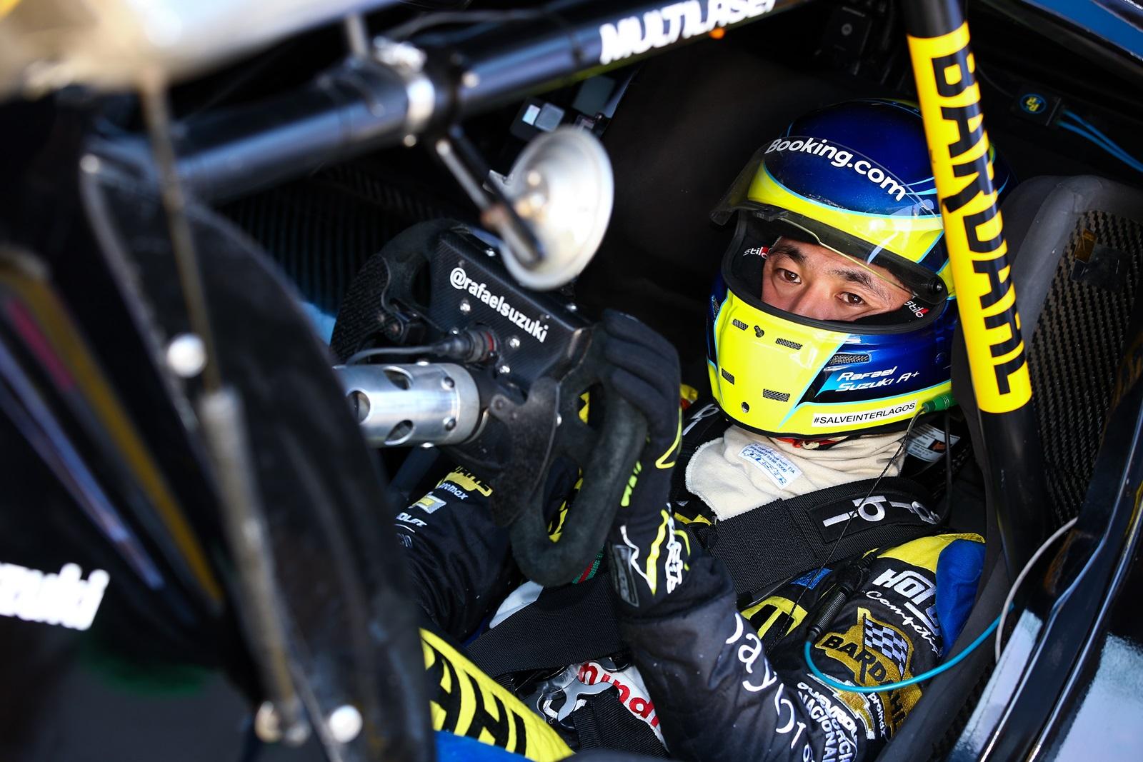 Photo of Stock Car – Rafael Suzuki ressalta importância da estratégia com o desgaste de pneus em Campo Grande