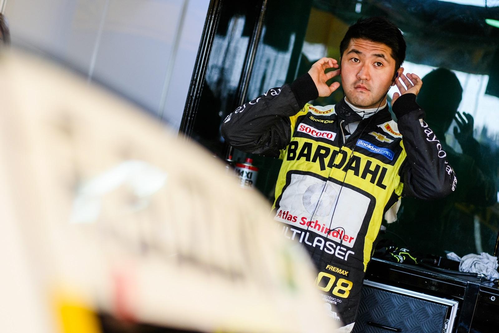 Photo of Stock Car – Suzuki tem melhor sexta-feira da temporada. Girolami destaca boa adaptação no seu retorno à Stock