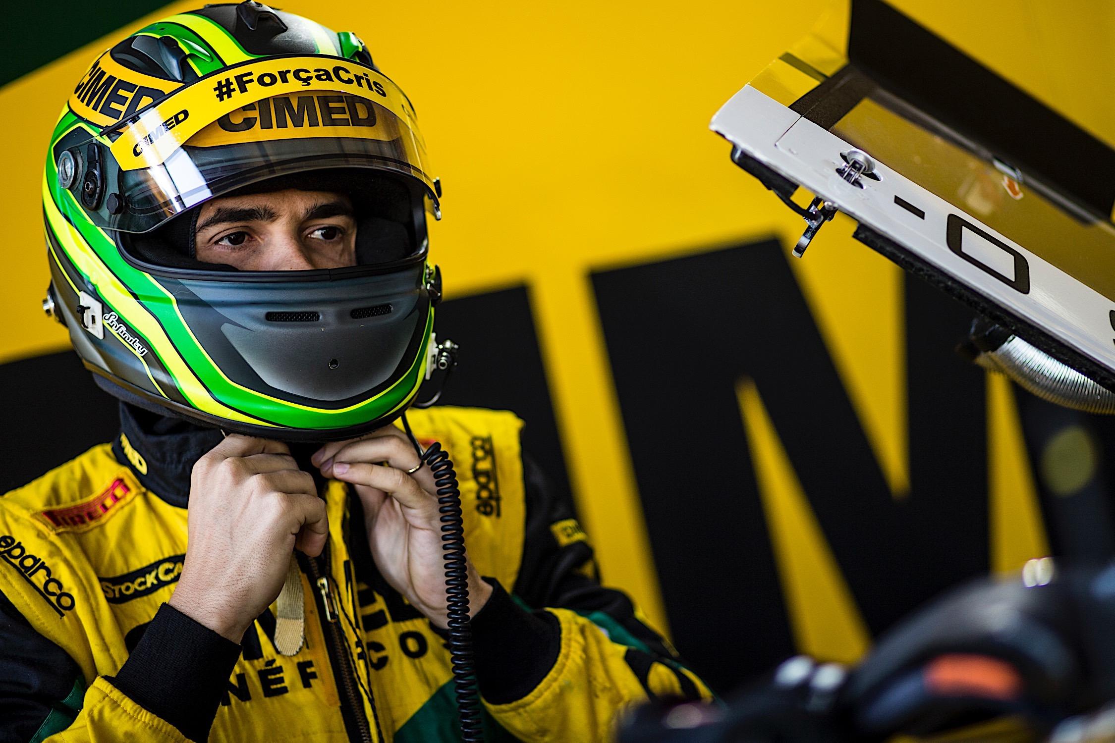 Photo of Stock Car – Marcos Gomes é o mais rápido do último treino livre em Campo Grande (MS)