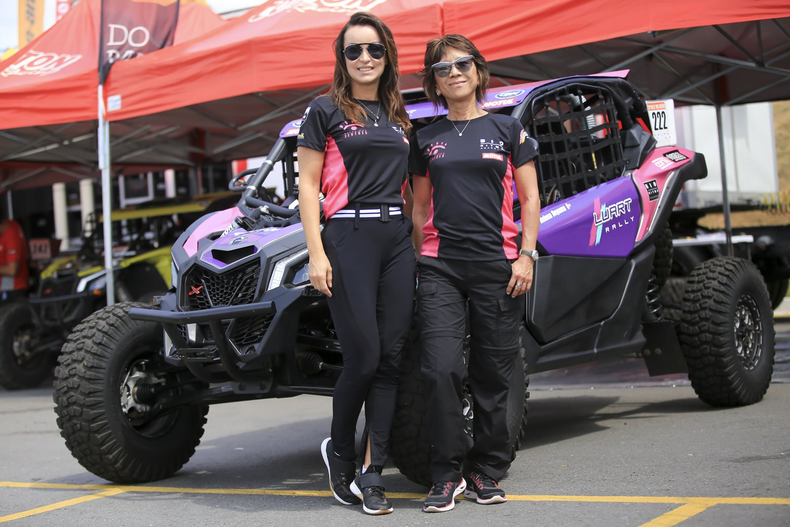 Photo of Rally – Helena Deyama larga em sexto entre os UTVs no Rally dos Sertões 2018