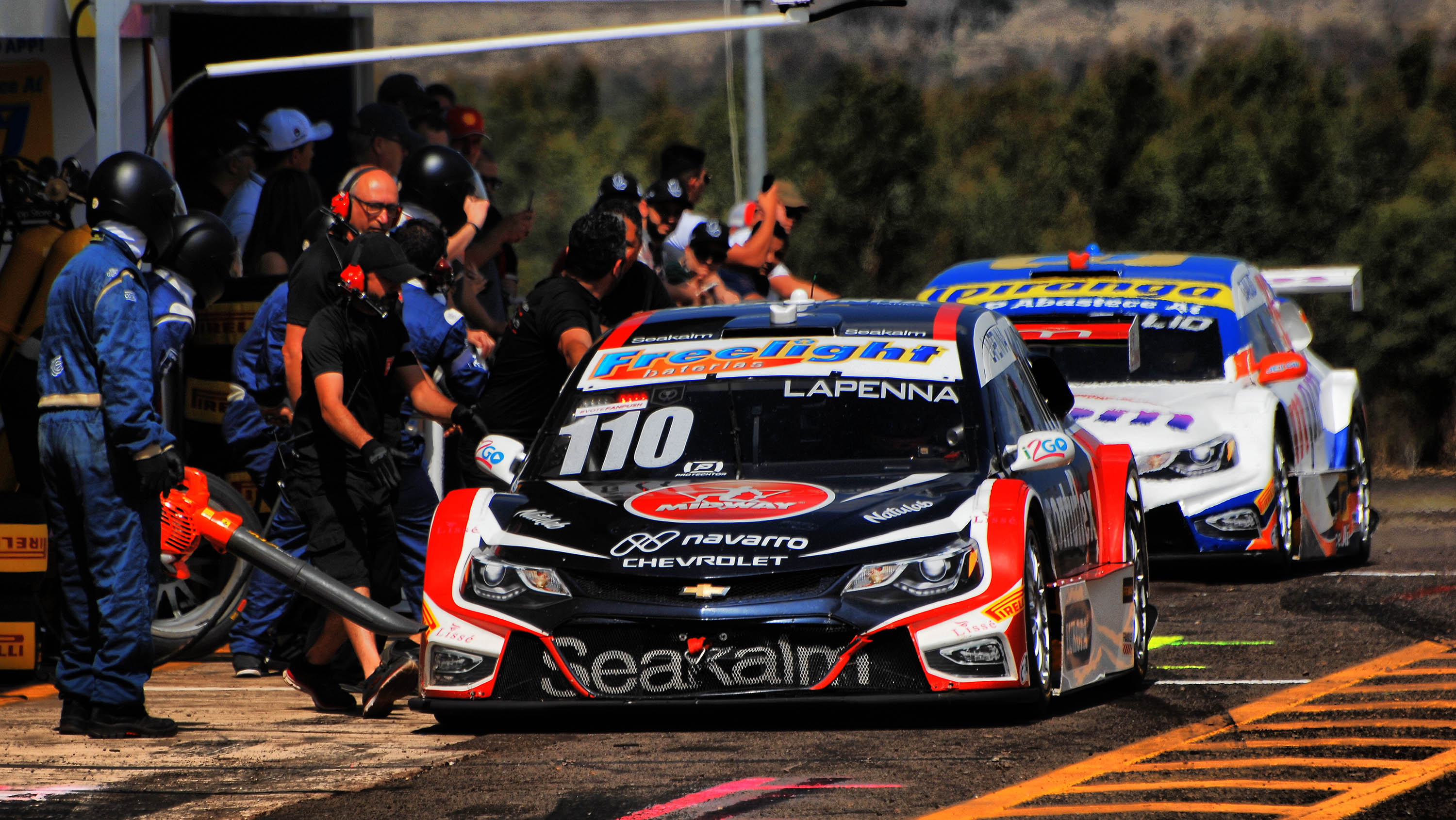 Photo of Stock Car – Felipe Lapenna coloca Cavaleiro Sports em quinto em Campo Grande