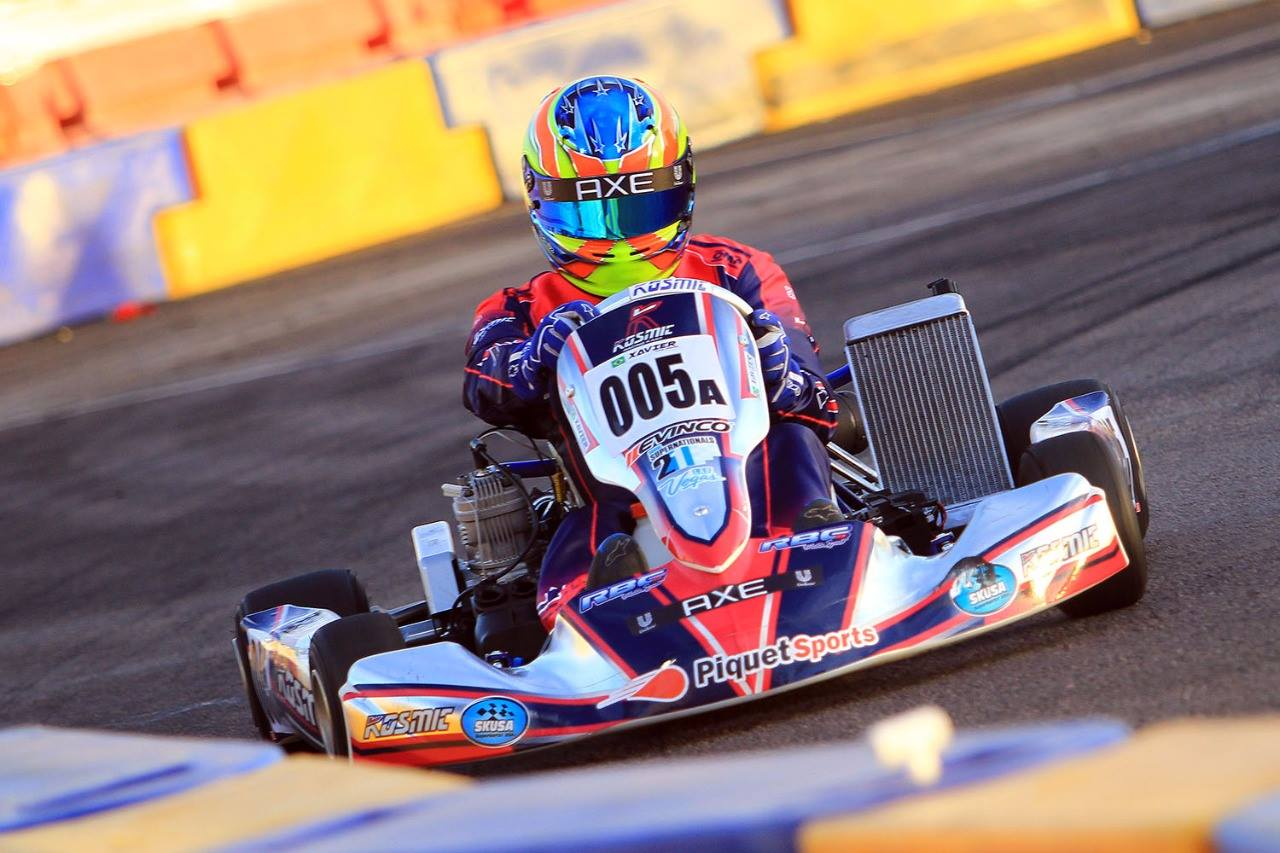 Photo of Kart – NF SPORTS prepara-se para o SKUSA SuperNationals em Las Vegas